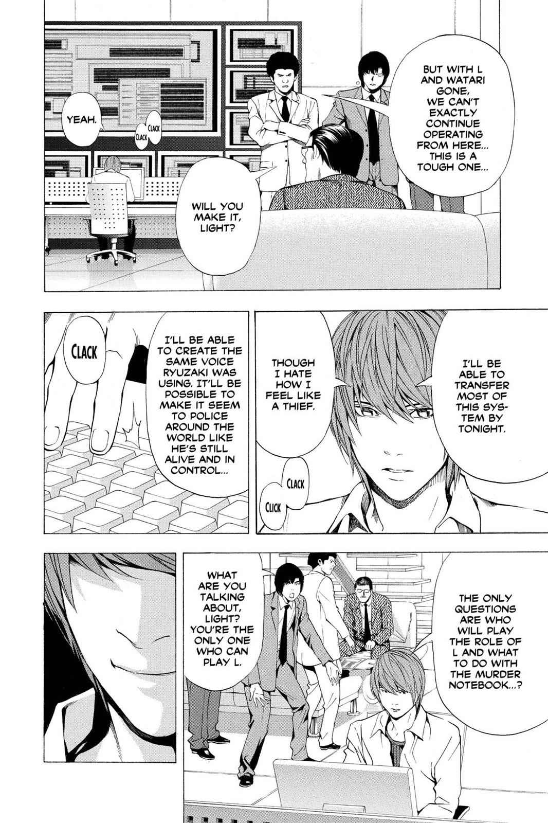 Death Note Chapter 59 Page 8