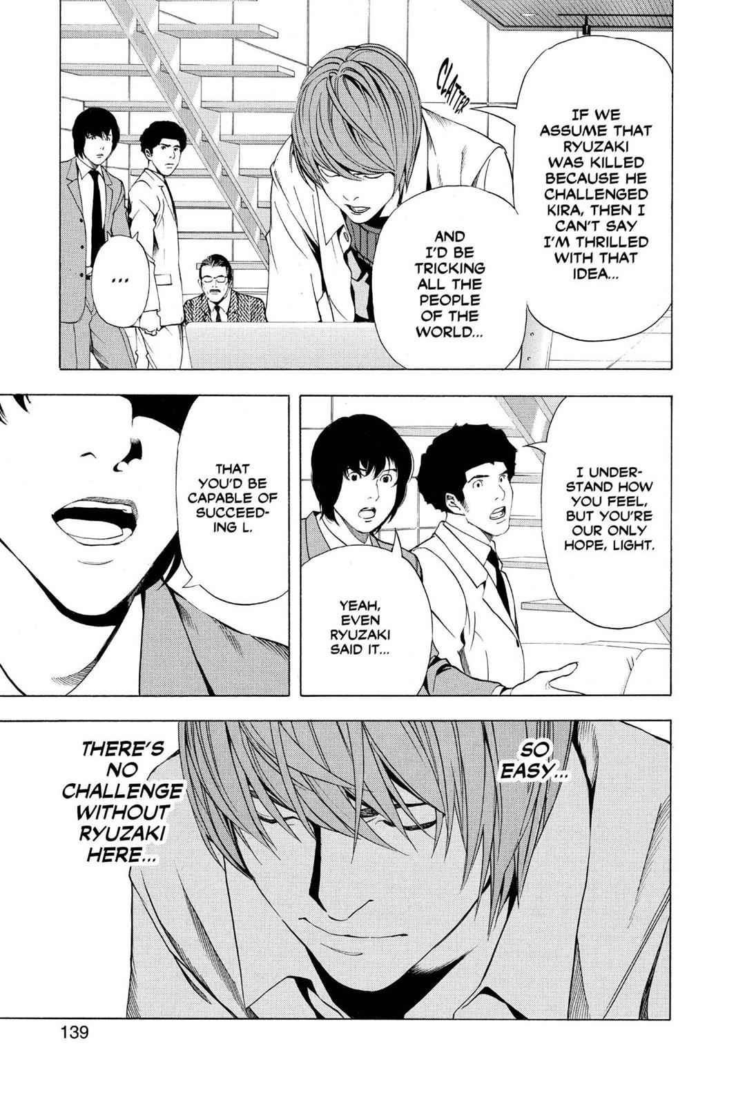Death Note Chapter 59 Page 9