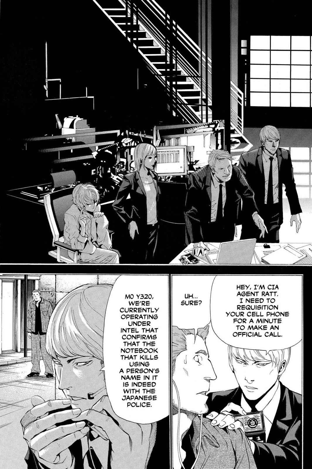 Death Note Chapter 60 Page 10