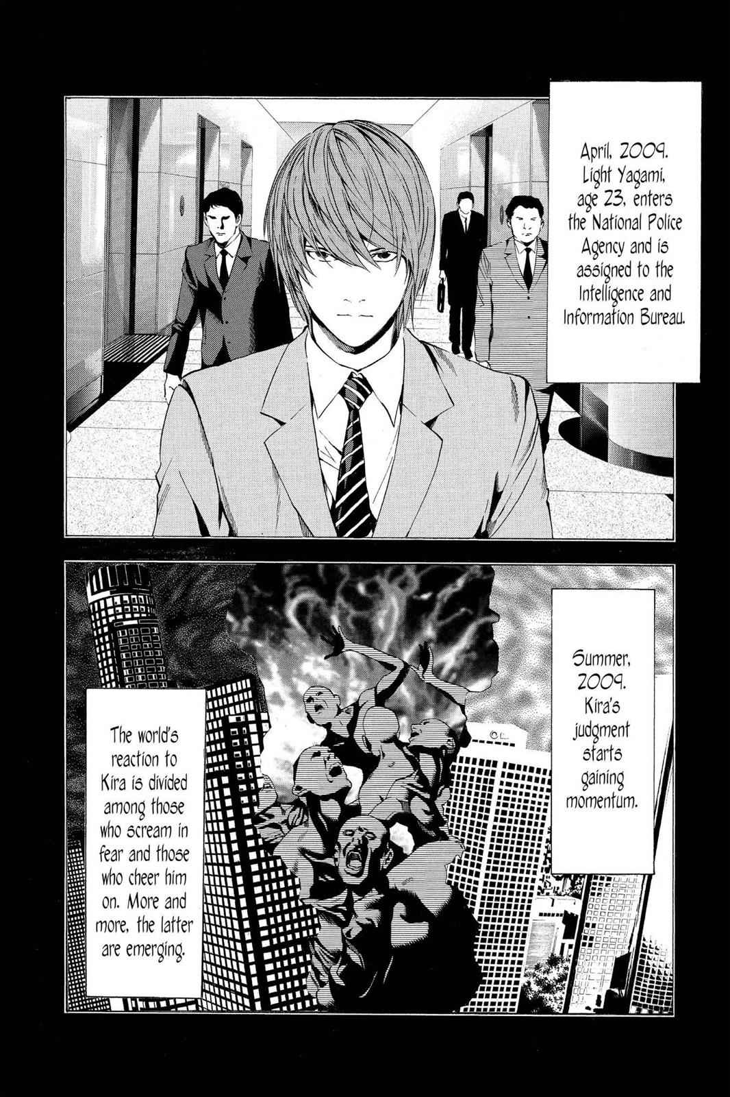 Death Note Chapter 60 Page 11