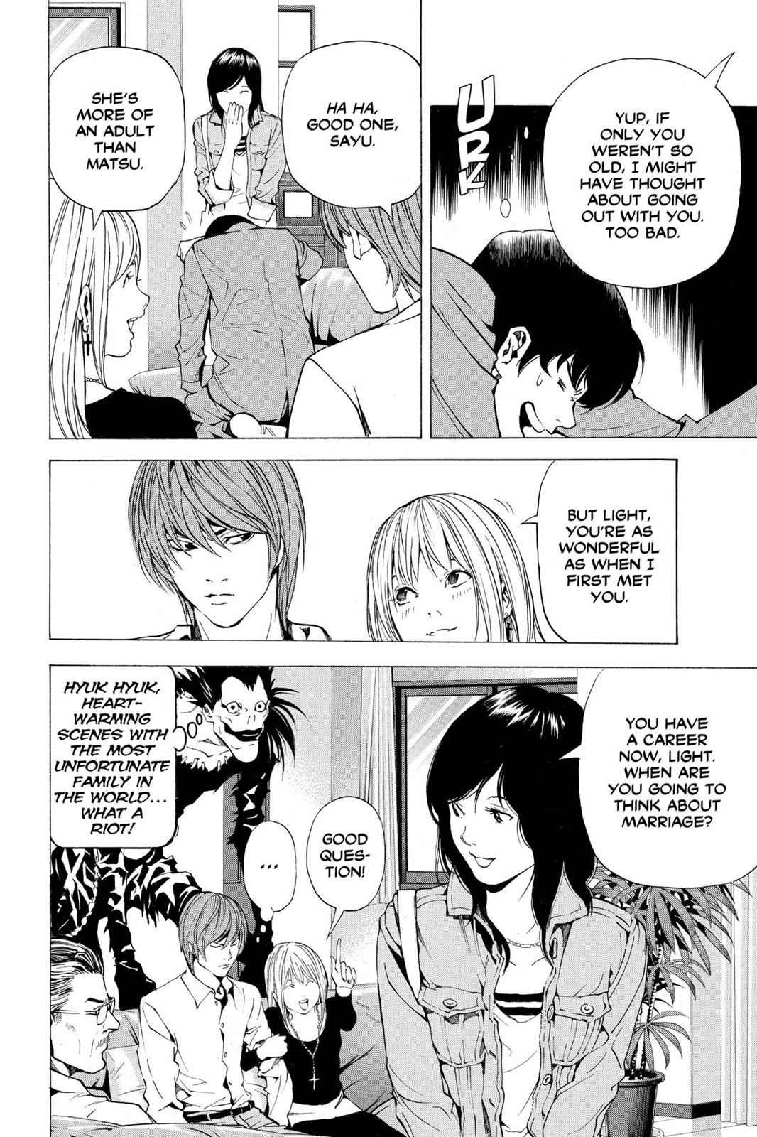 Death Note Chapter 60 Page 19