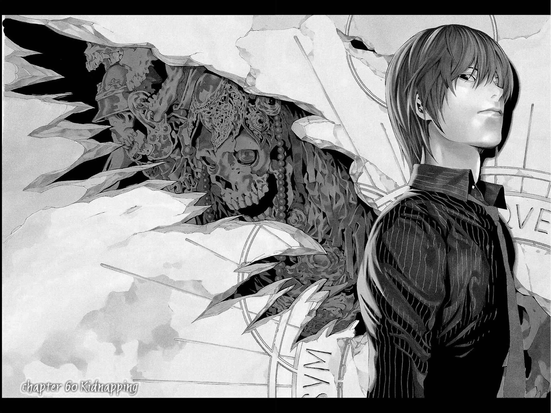 Death Note Chapter 60 Page 2