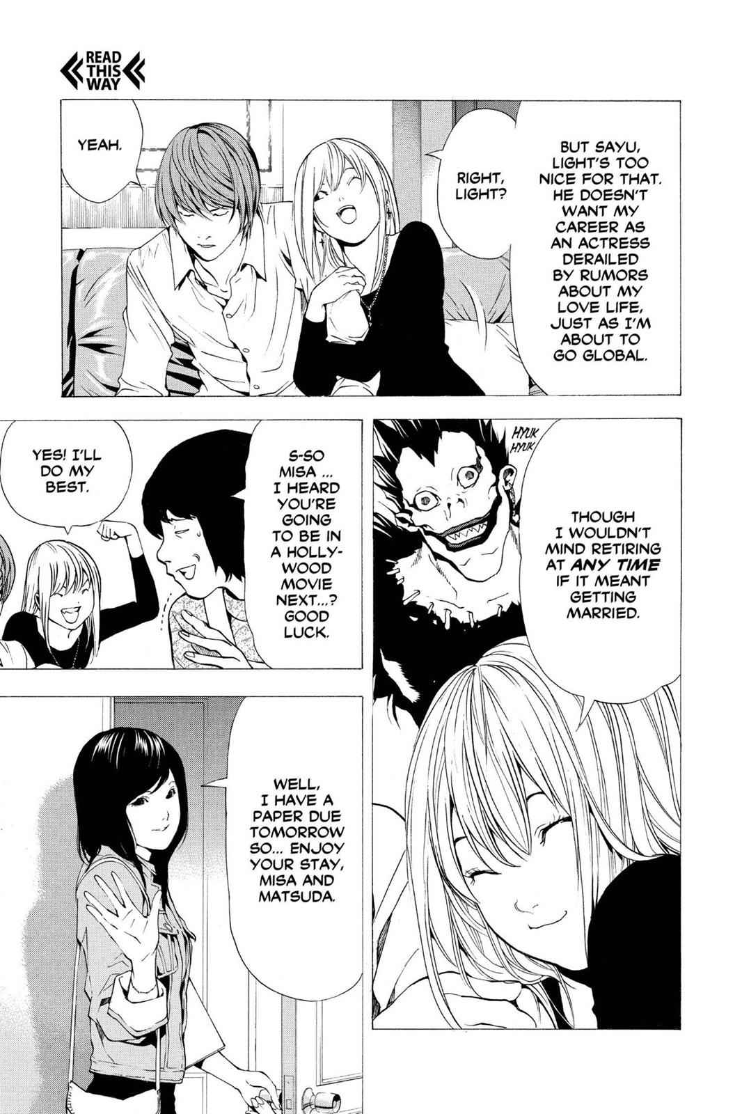 Death Note Chapter 60 Page 20
