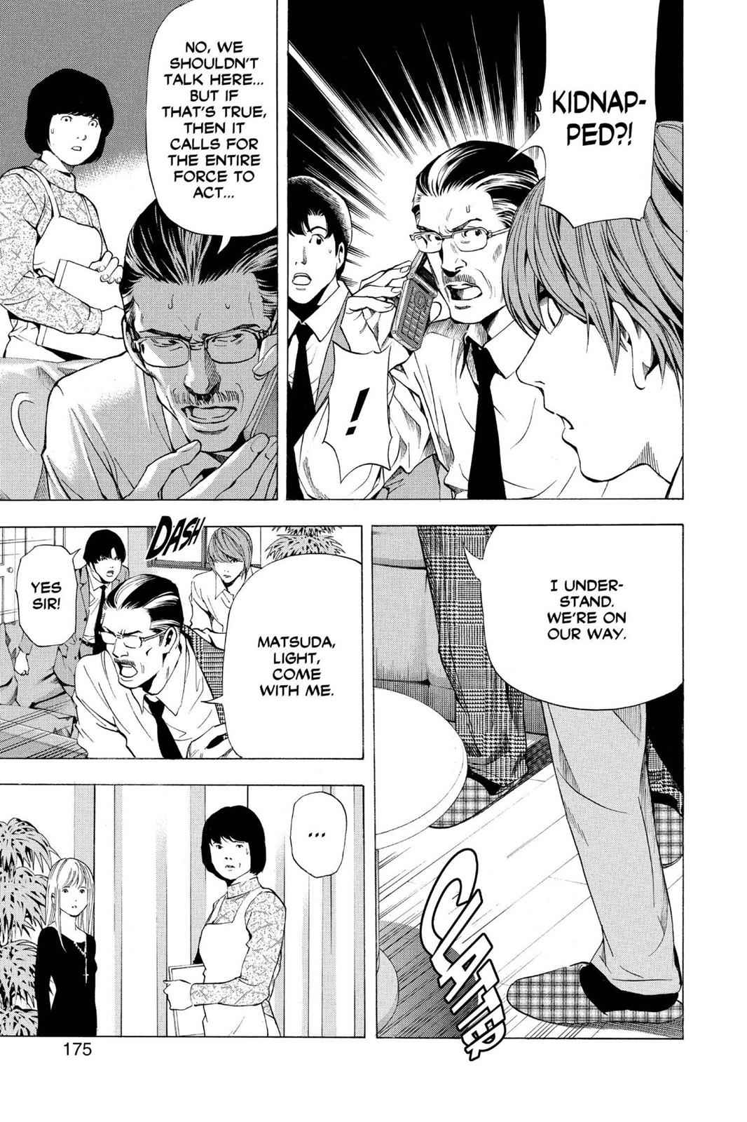 Death Note Chapter 60 Page 22