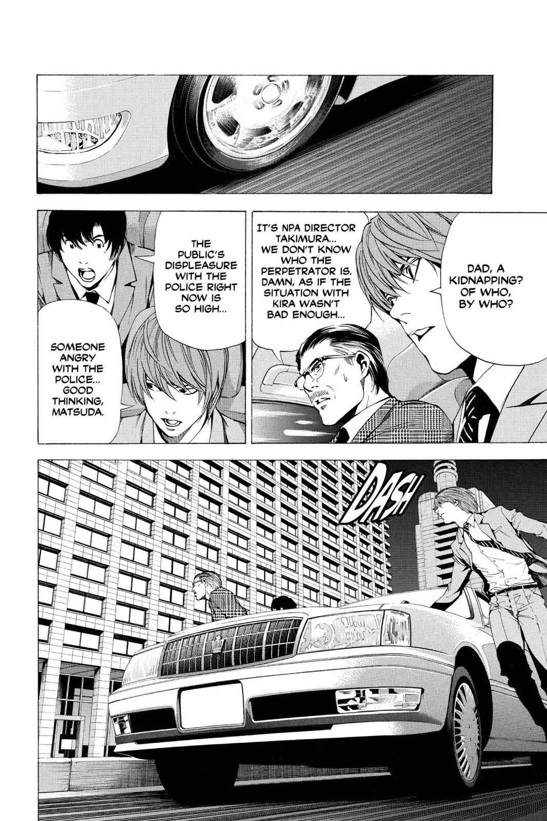 Death Note Chapter 60 Page 23