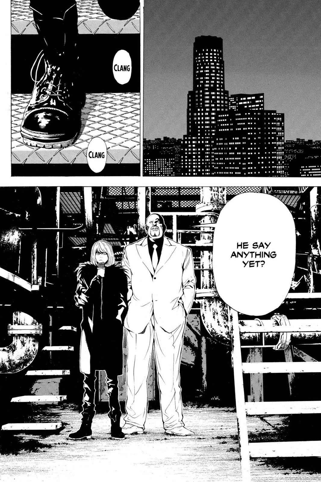 Death Note Chapter 60 Page 27