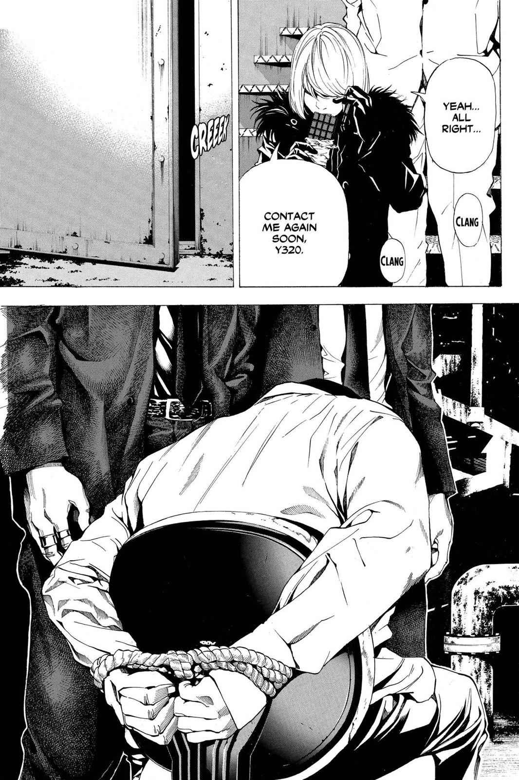 Death Note Chapter 60 Page 28