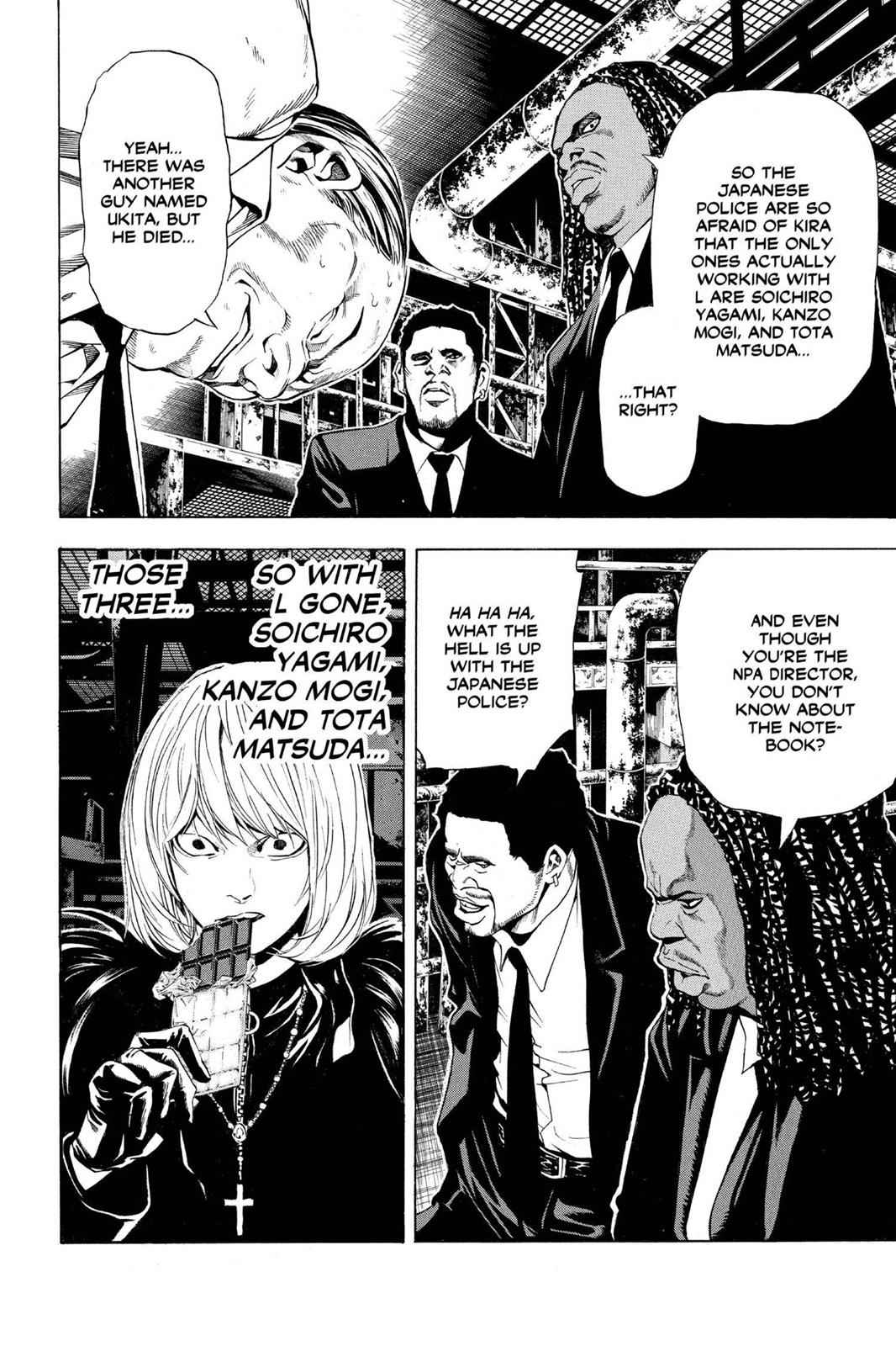 Death Note Chapter 60 Page 29