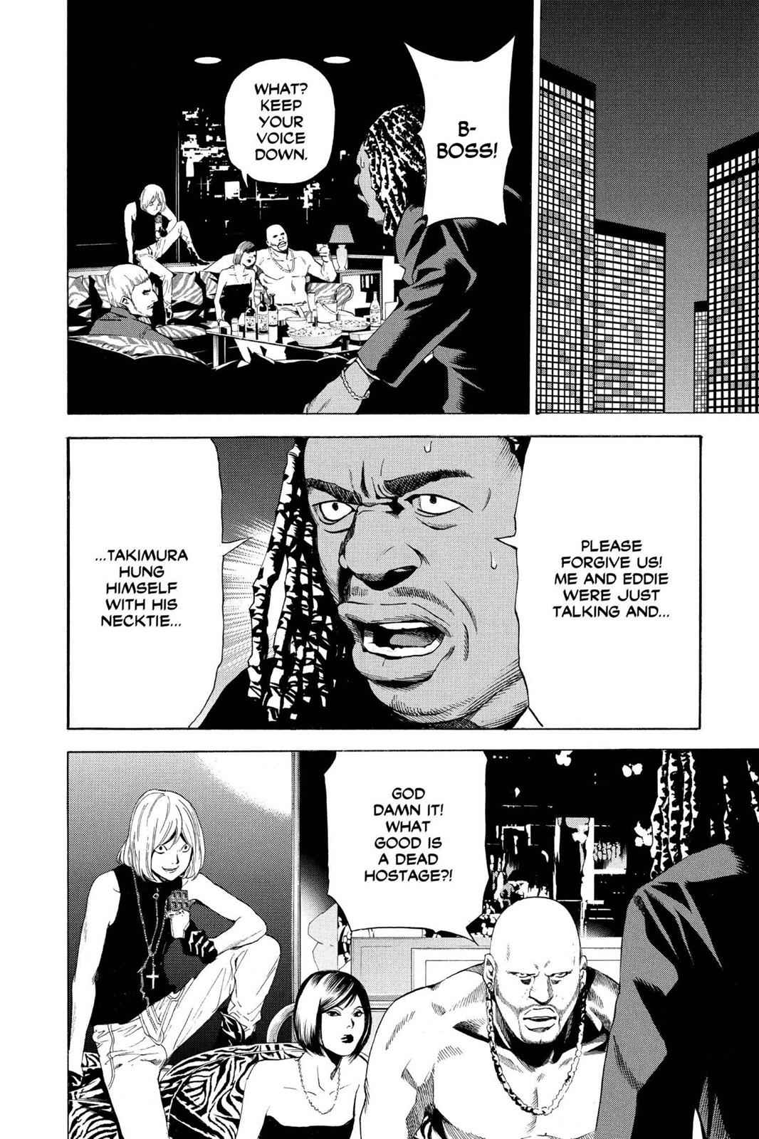 Death Note Chapter 60 Page 35