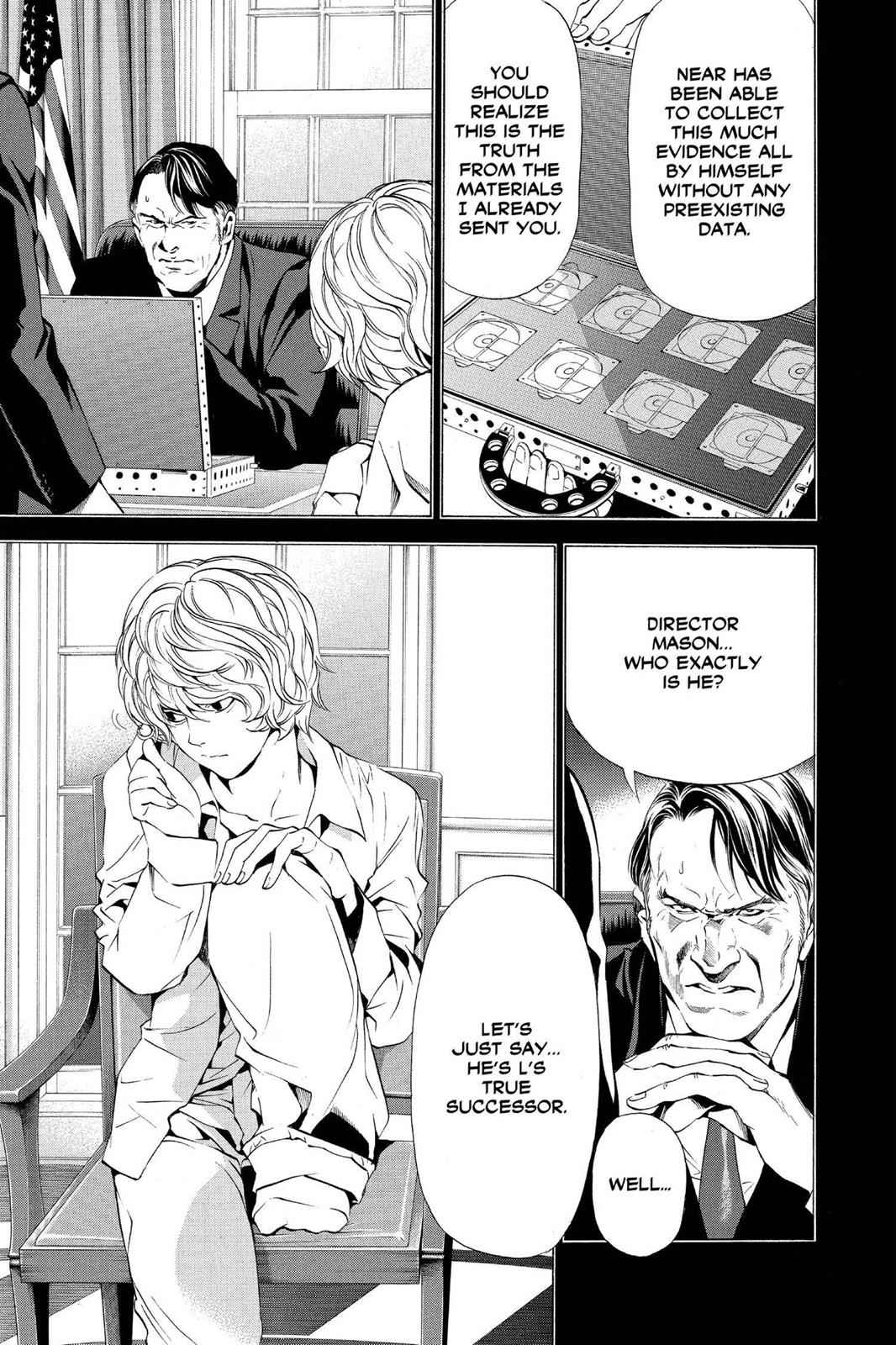 Death Note Chapter 60 Page 8
