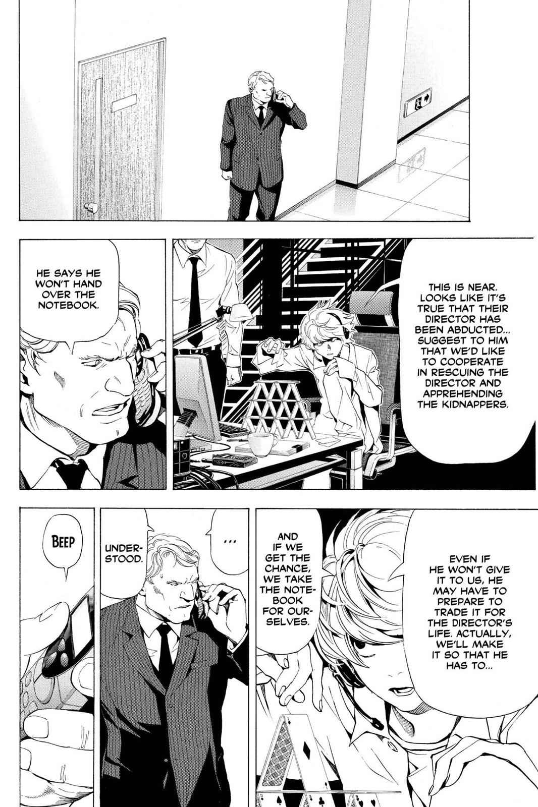 Death Note Chapter 61 Page 10