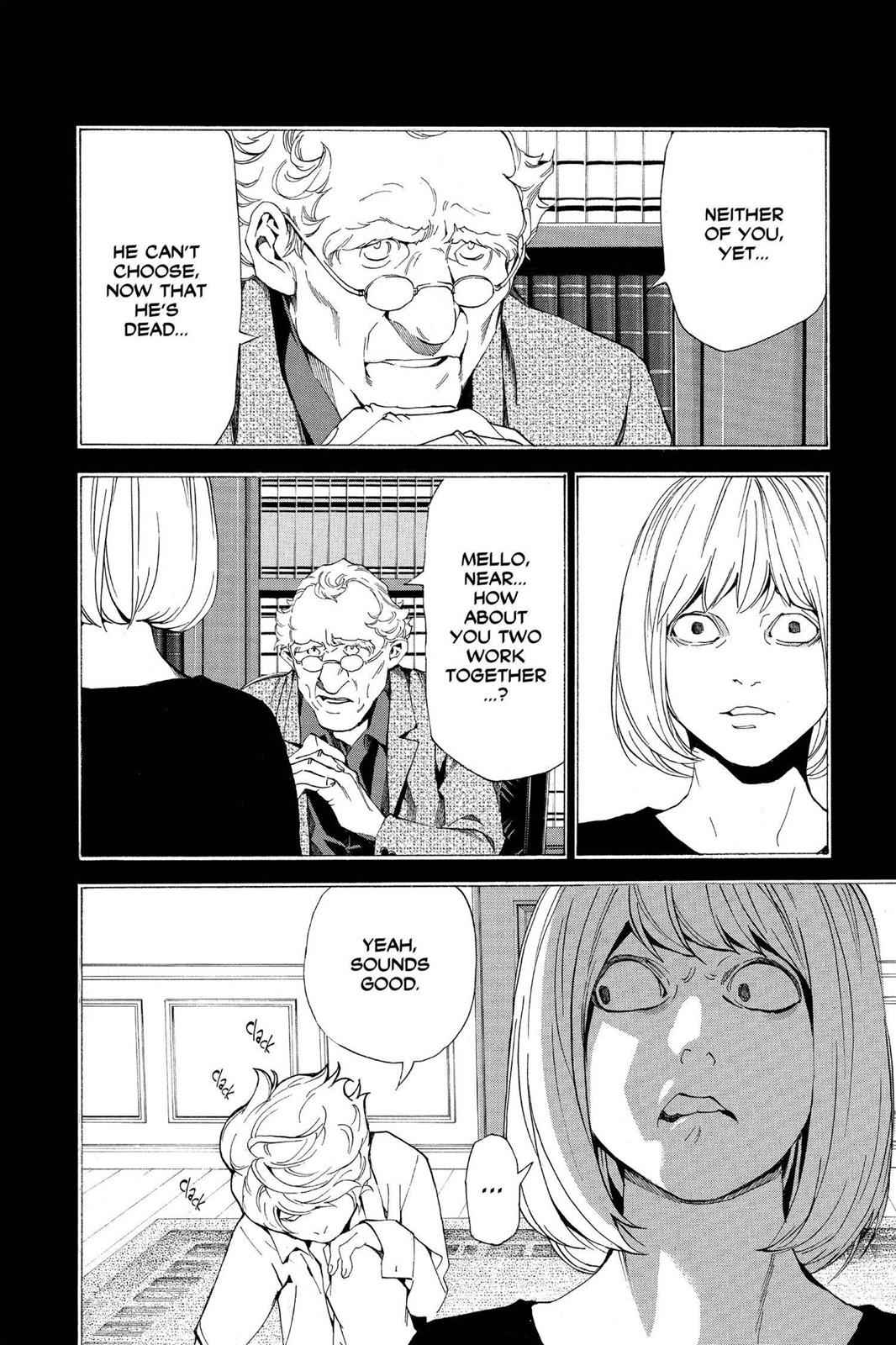 Death Note Chapter 61 Page 4