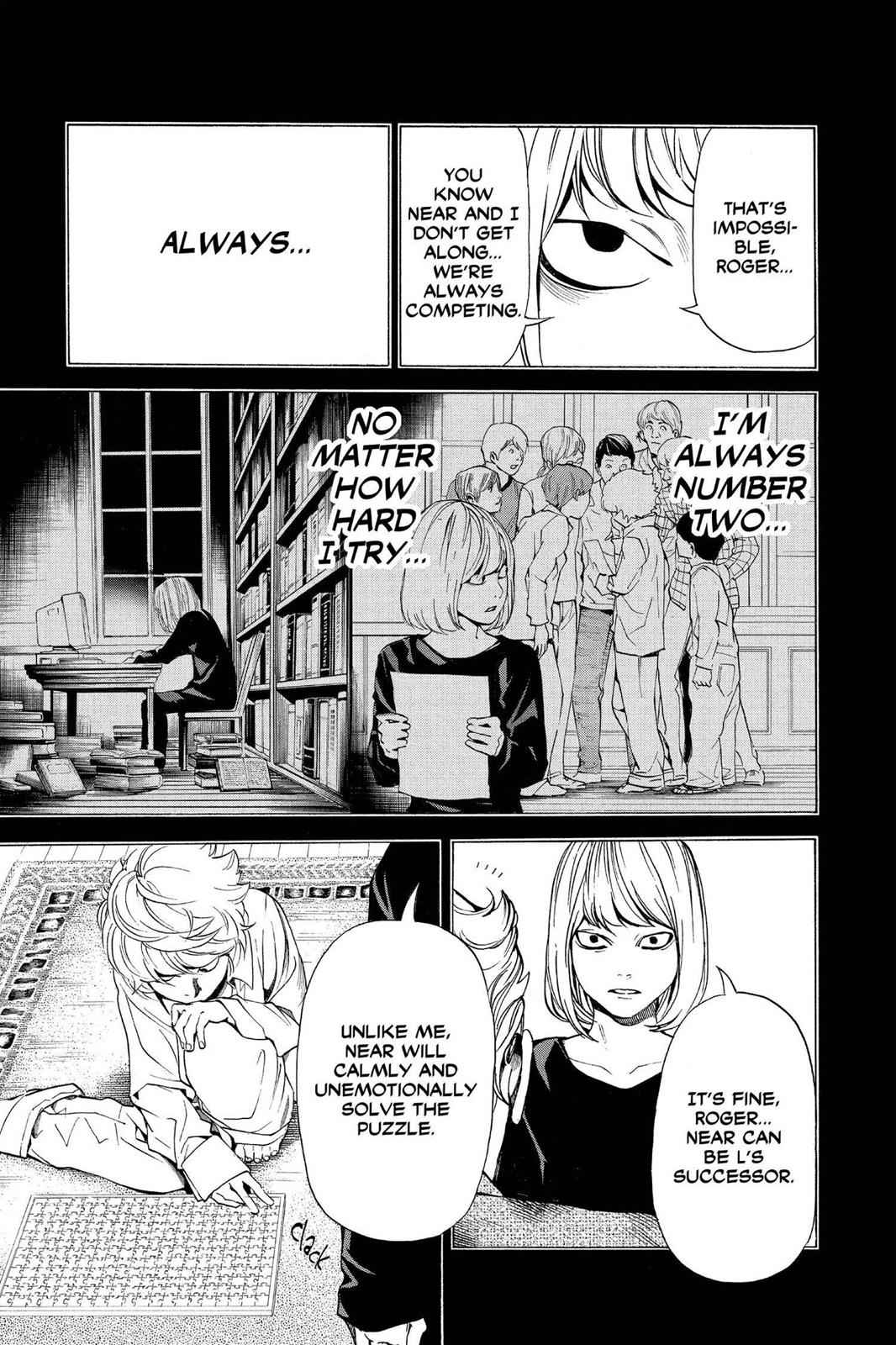 Death Note Chapter 61 Page 5
