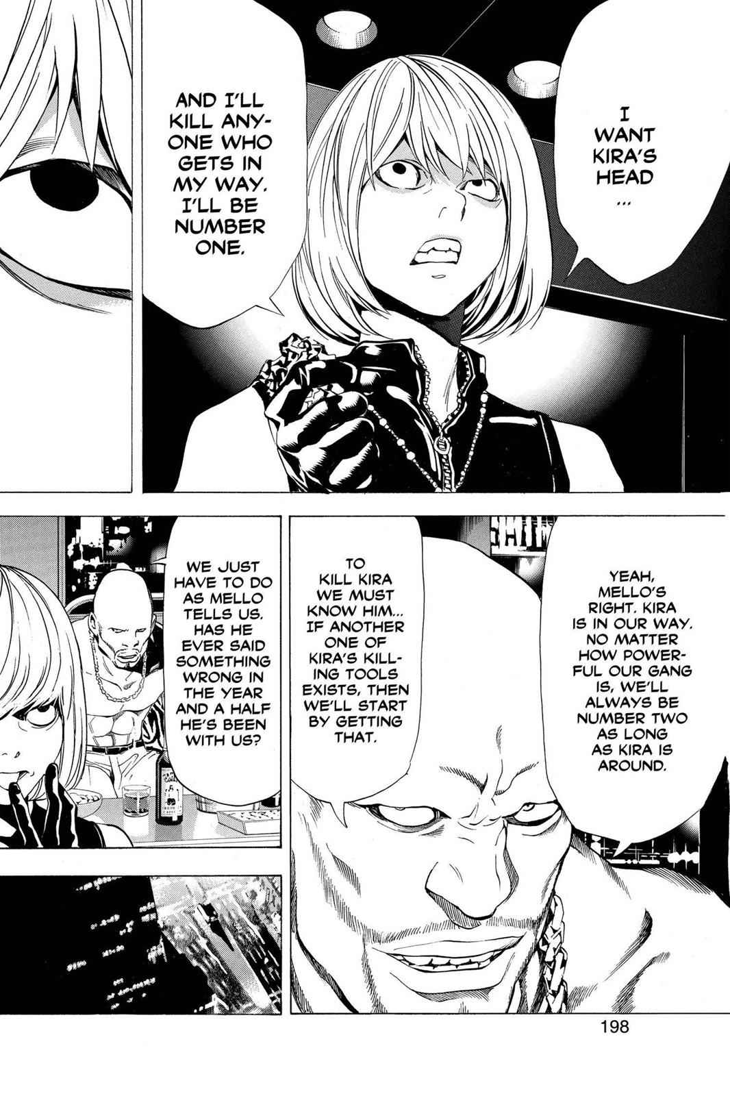 Death Note Chapter 61 Page 8
