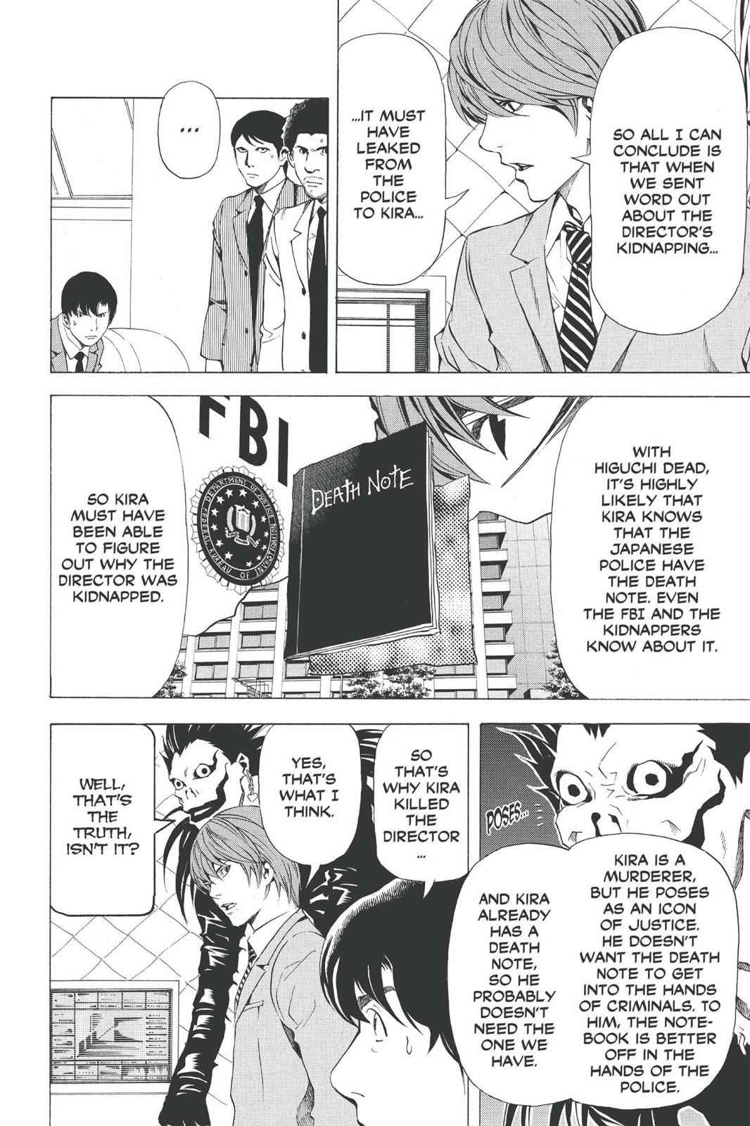 Death Note Chapter 62 Page 13