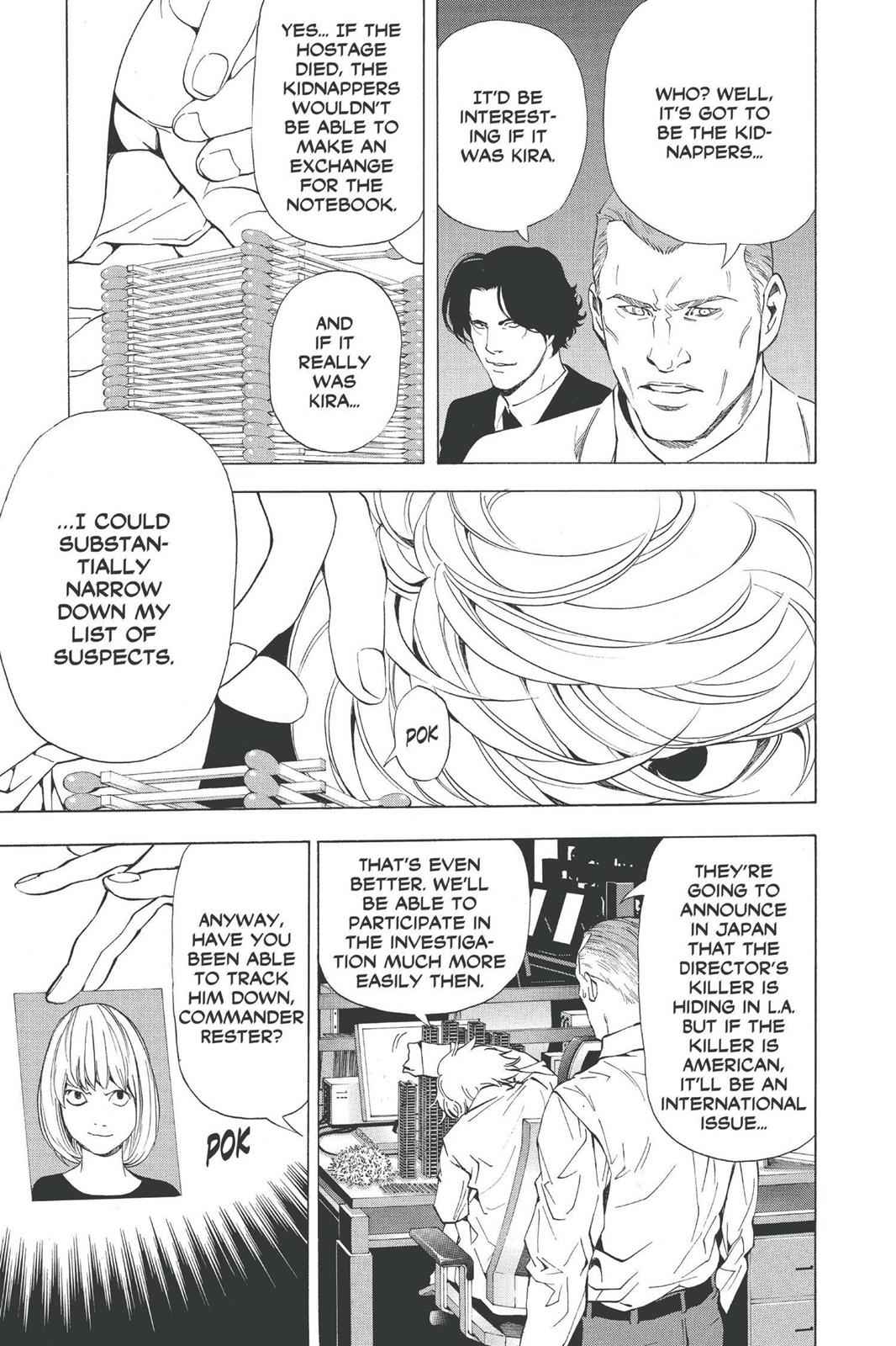 Death Note Chapter 62 Page 22