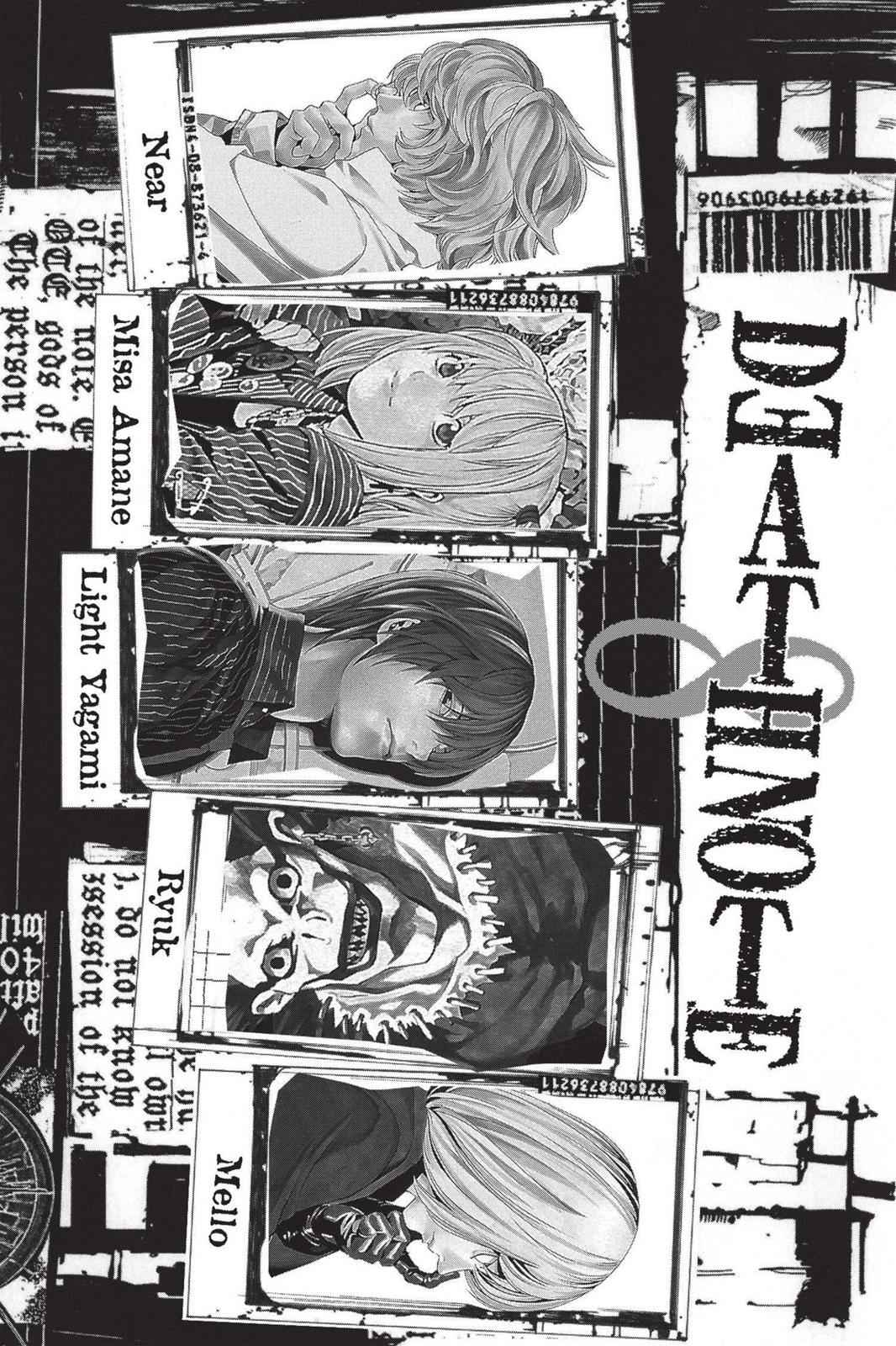 Death Note Chapter 62 Page 5