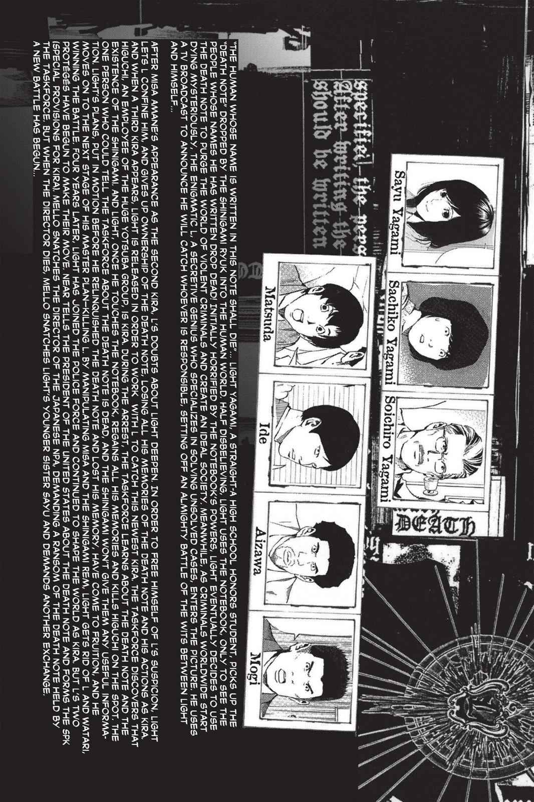 Death Note Chapter 62 Page 6