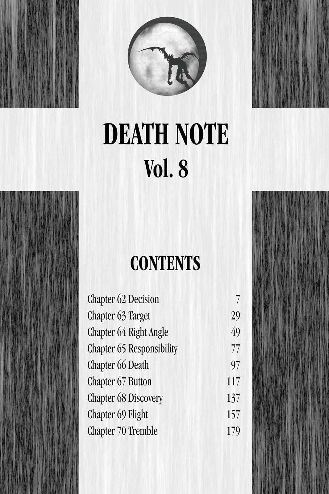Death Note Chapter 62 Page 7
