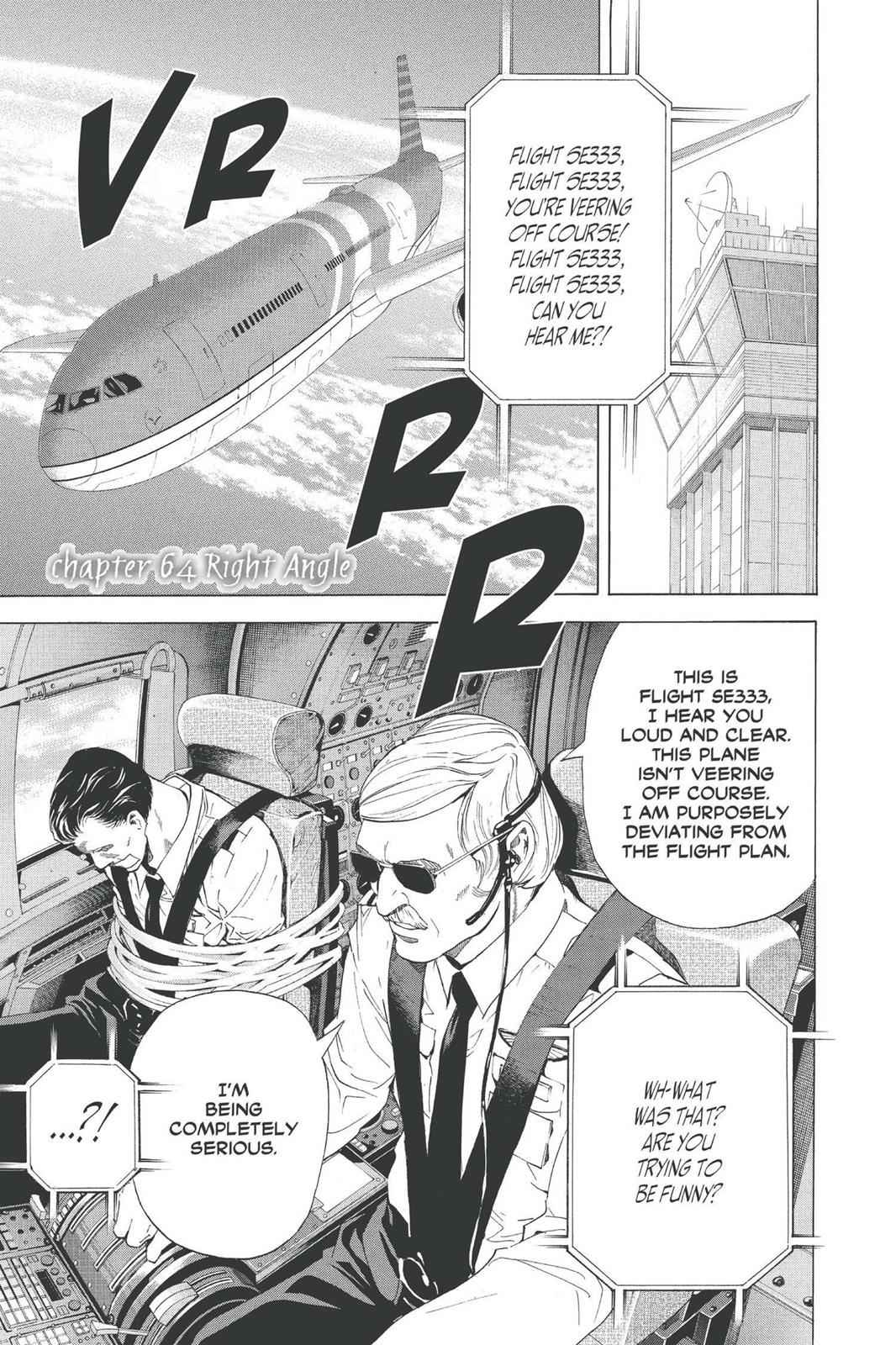 Death Note Chapter 64 Page 1