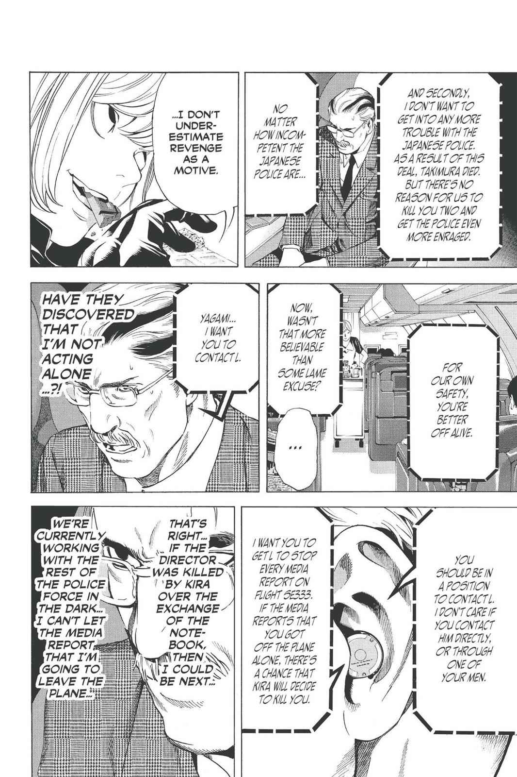 Death Note Chapter 64 Page 10