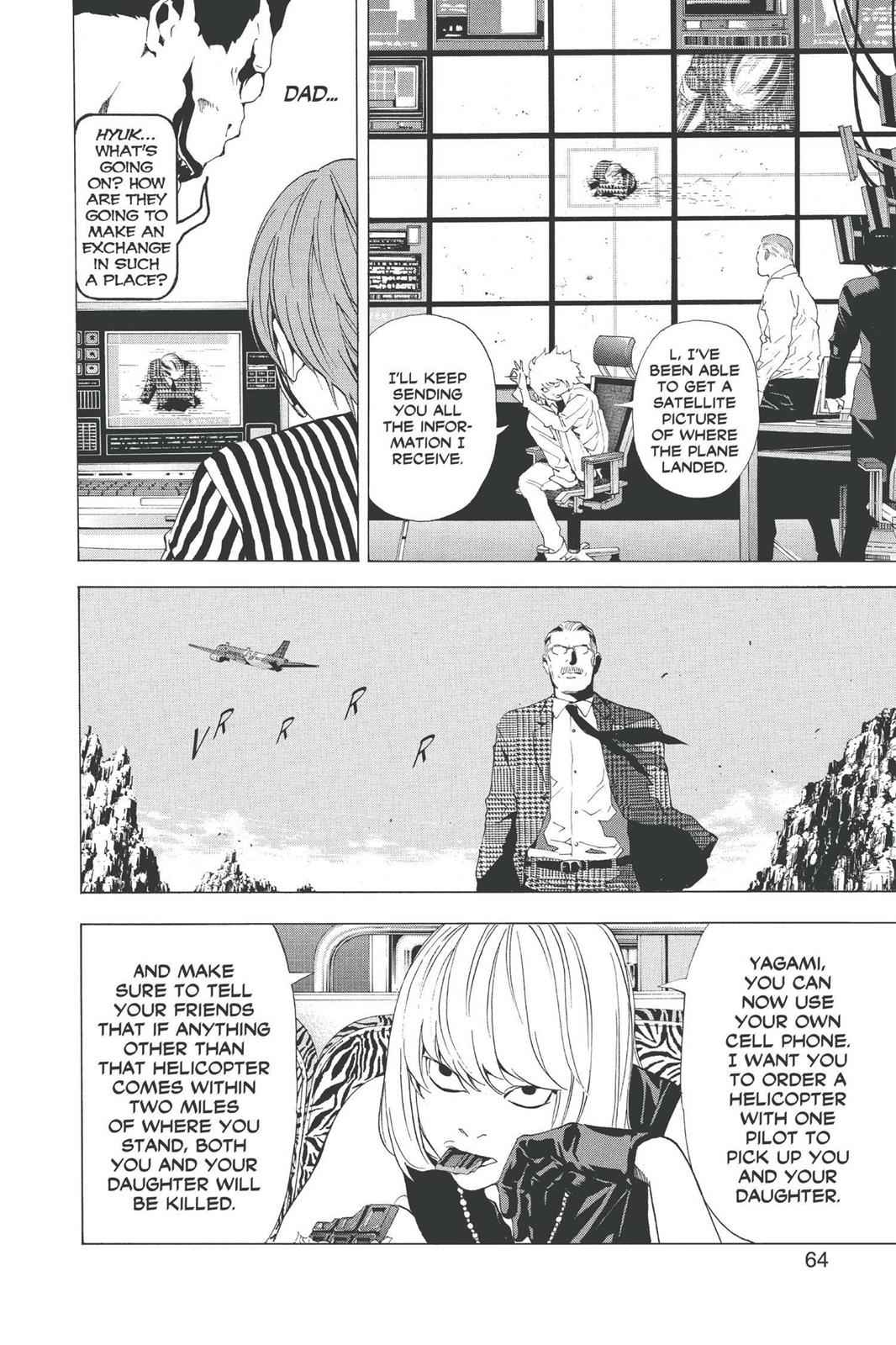 Death Note Chapter 64 Page 16