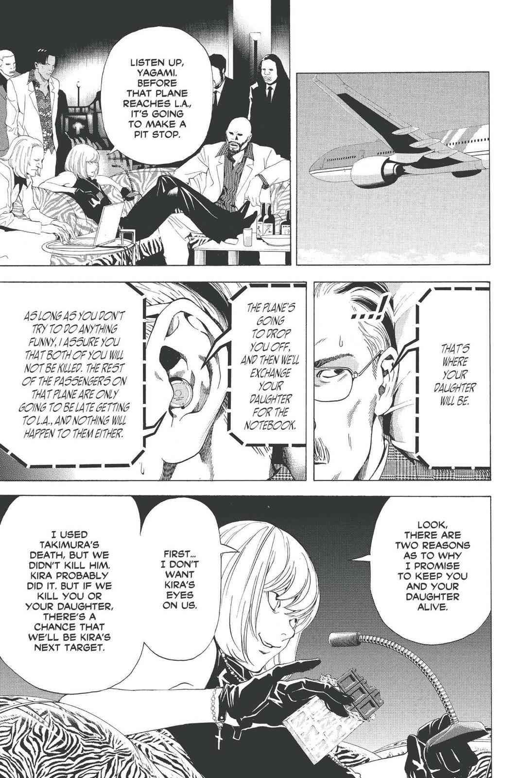 Death Note Chapter 64 Page 9