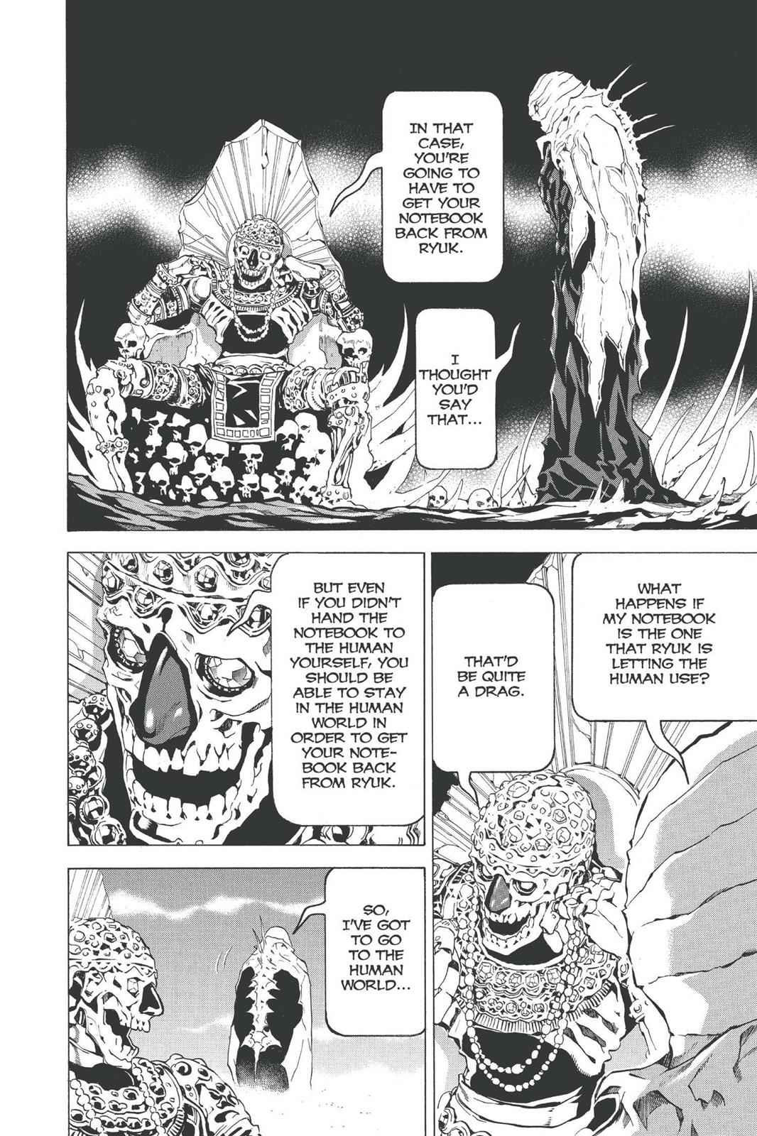 Death Note Chapter 65 Page 10