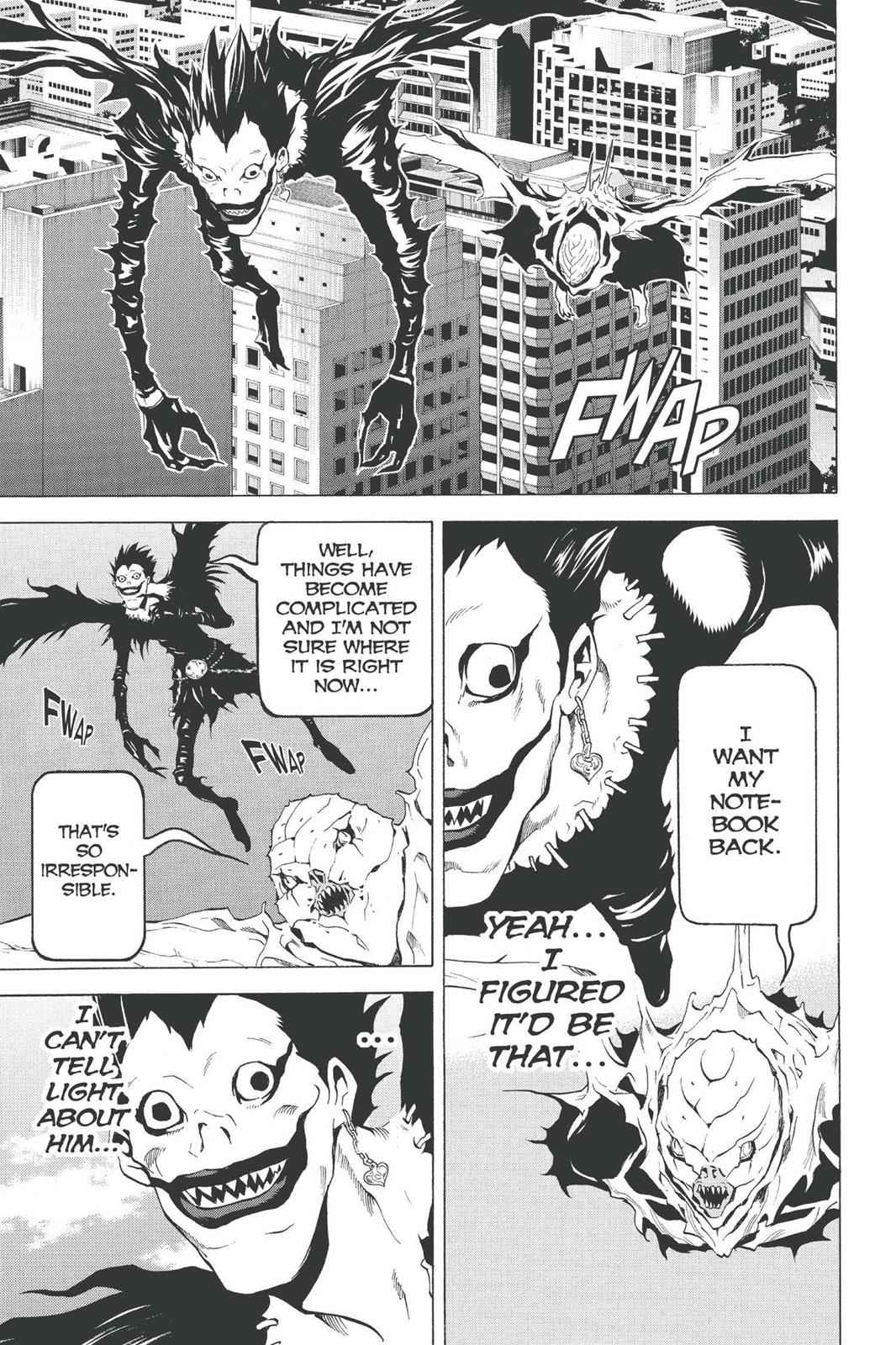 Death Note Chapter 65 Page 19