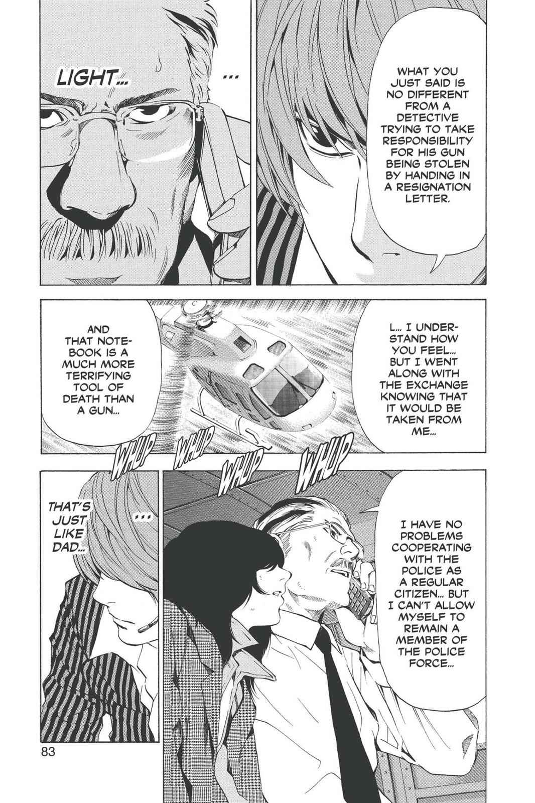 Death Note Chapter 65 Page 7