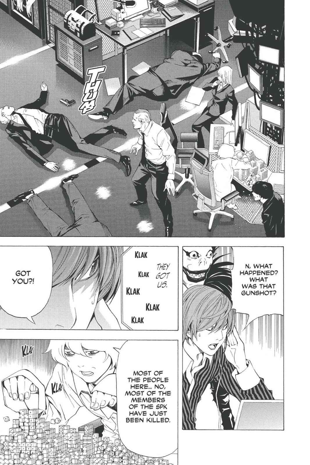 Death Note Chapter 66 Page 11