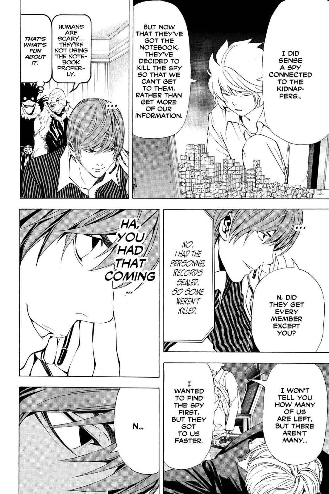 Death Note Chapter 66 Page 12