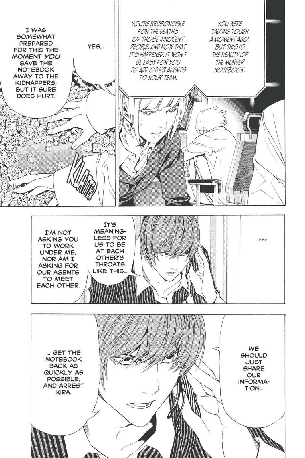 Death Note Chapter 66 Page 13