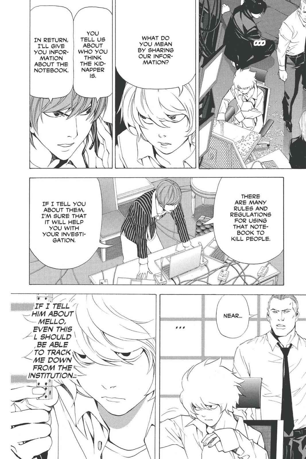 Death Note Chapter 66 Page 14