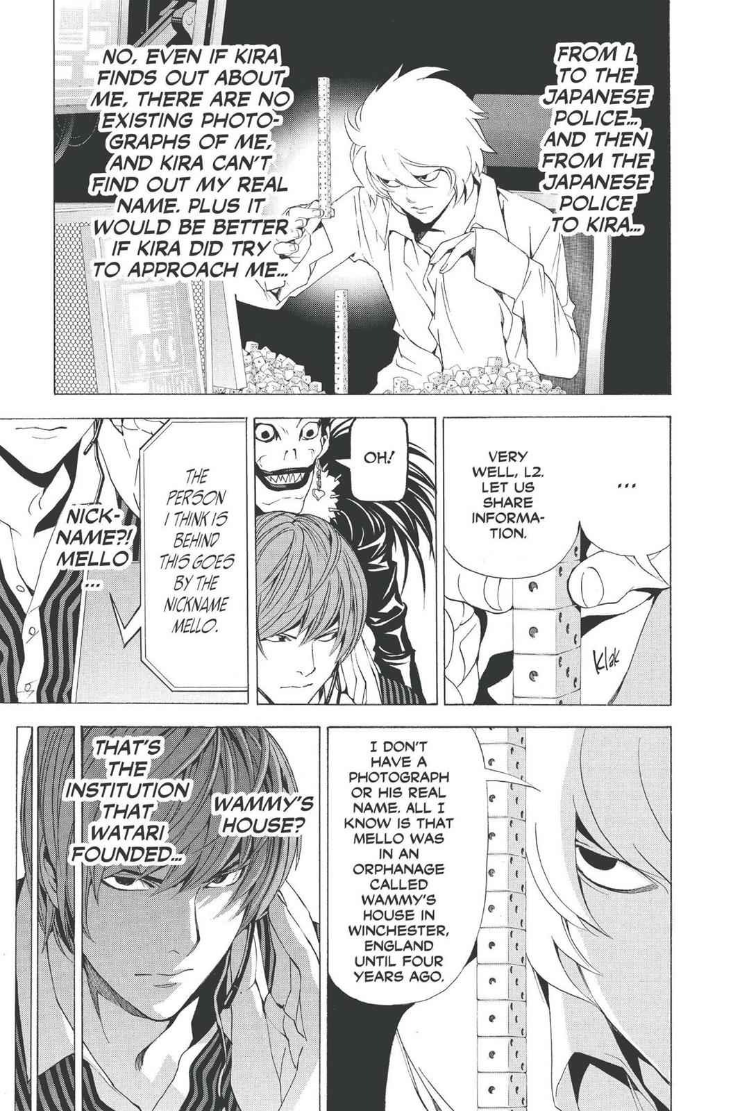 Death Note Chapter 66 Page 15