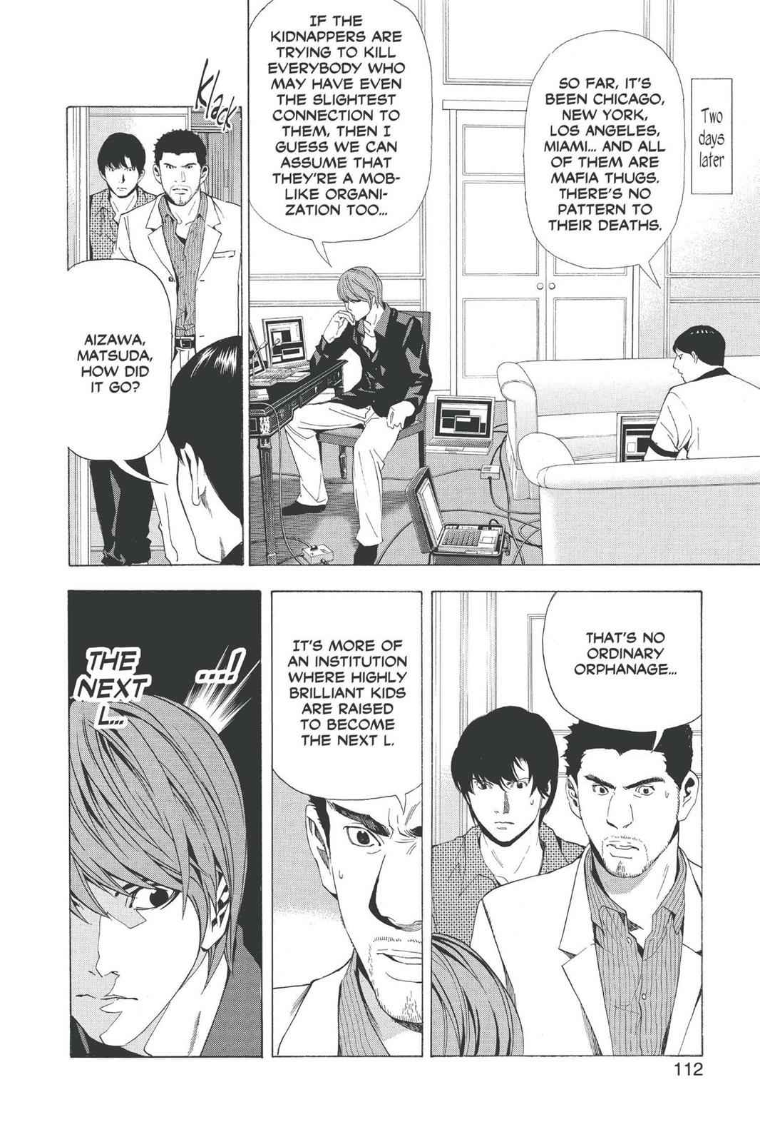 Death Note Chapter 66 Page 16