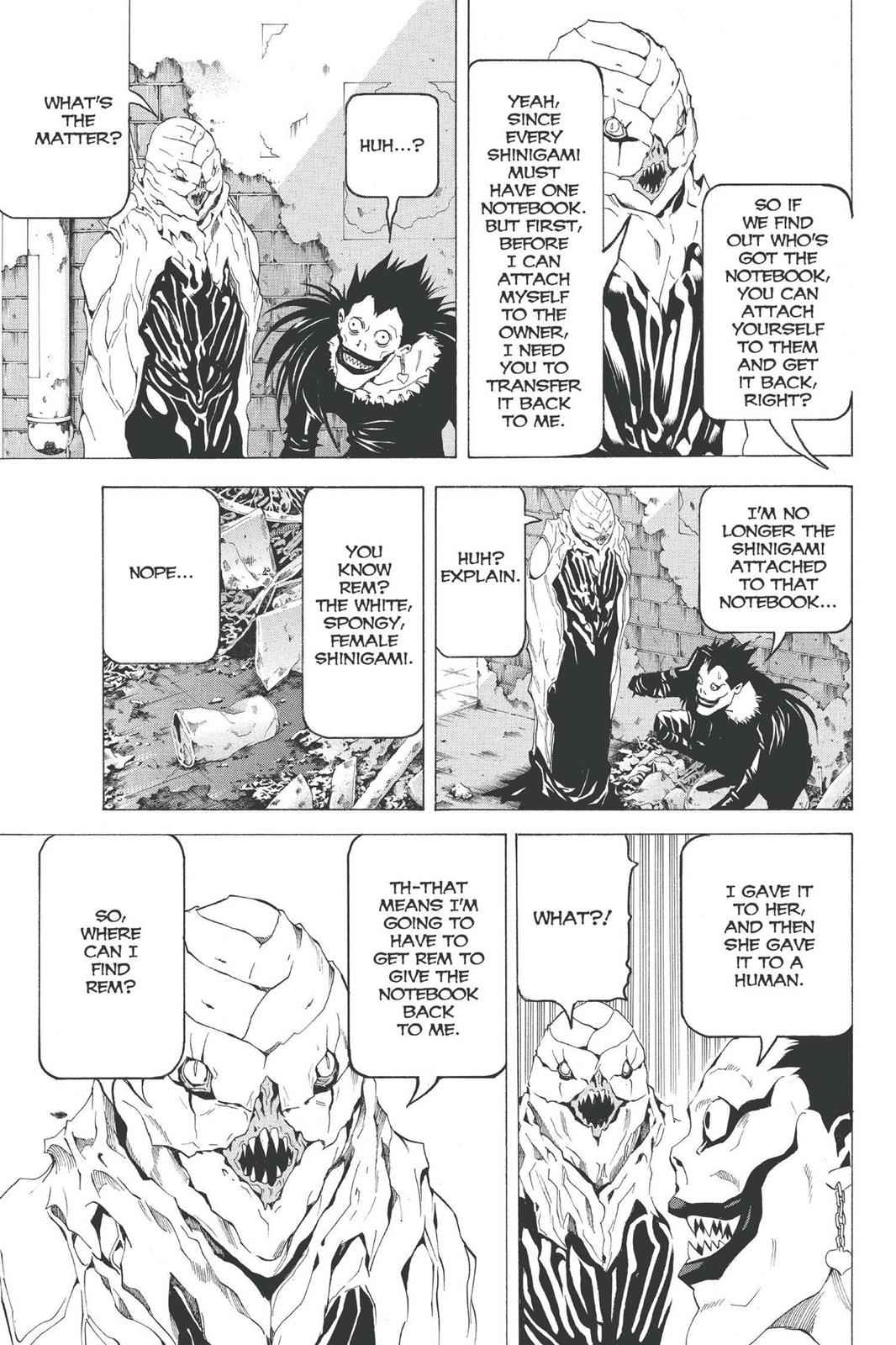 Death Note Chapter 66 Page 3