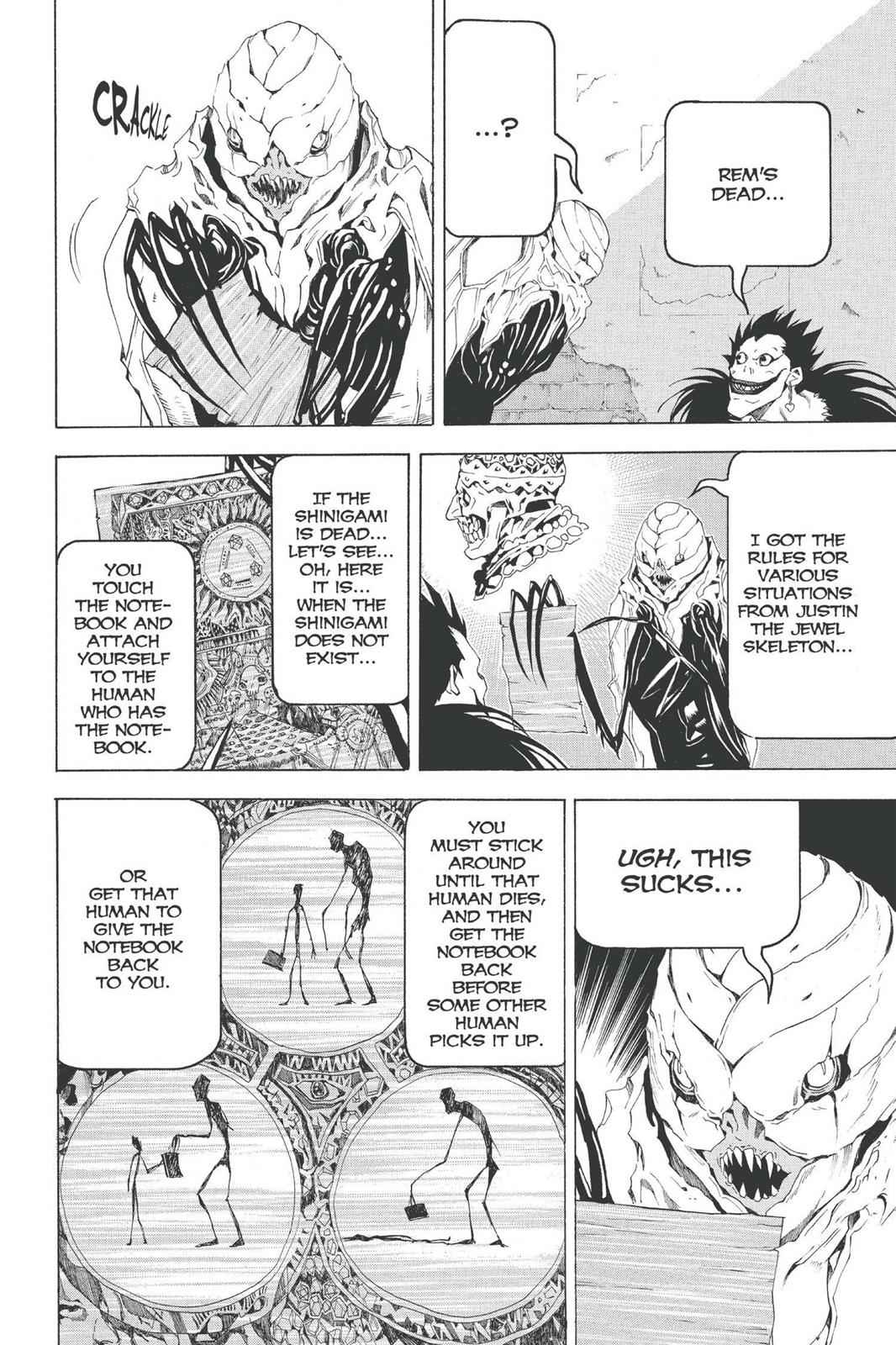 Death Note Chapter 66 Page 4