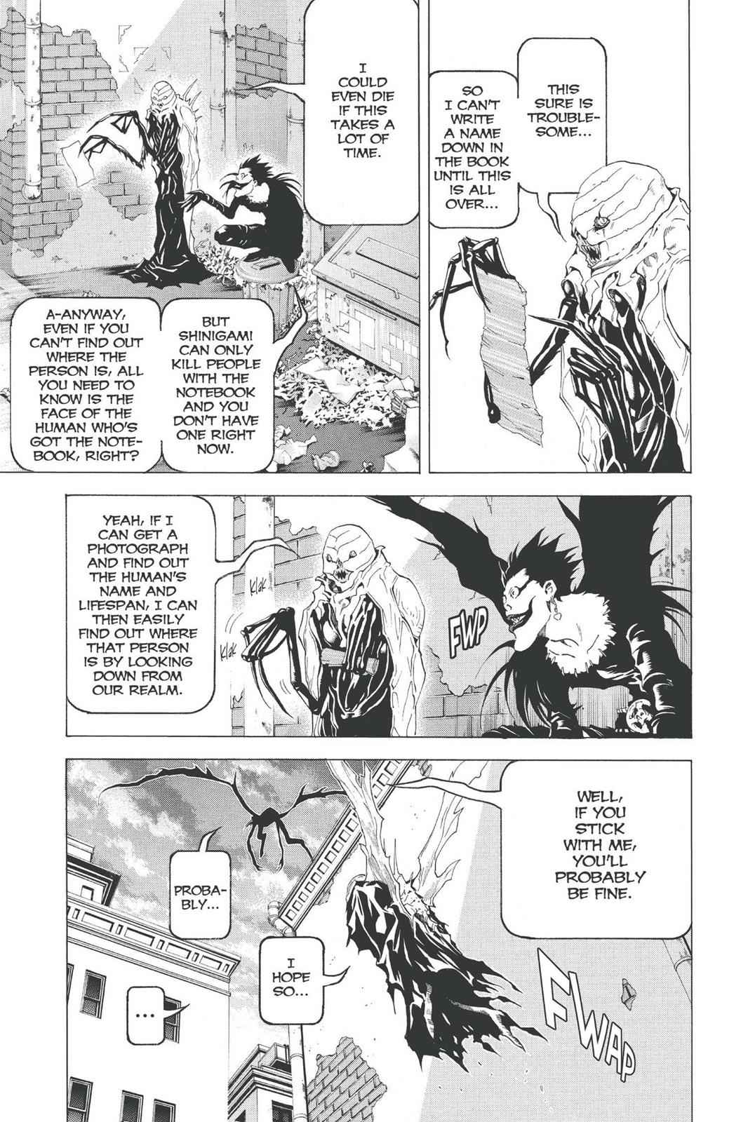 Death Note Chapter 66 Page 5