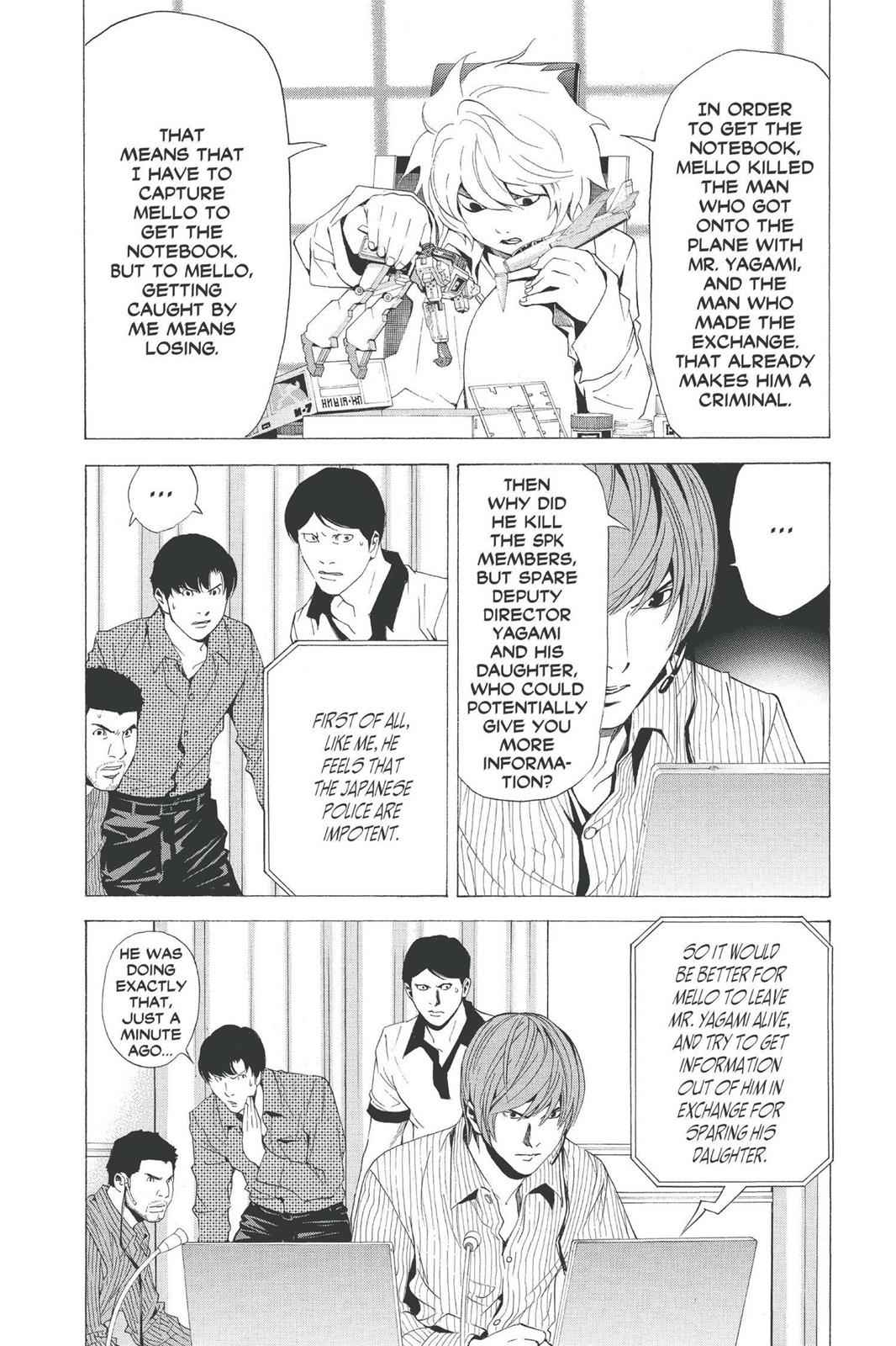 Death Note Chapter 67 Page 14