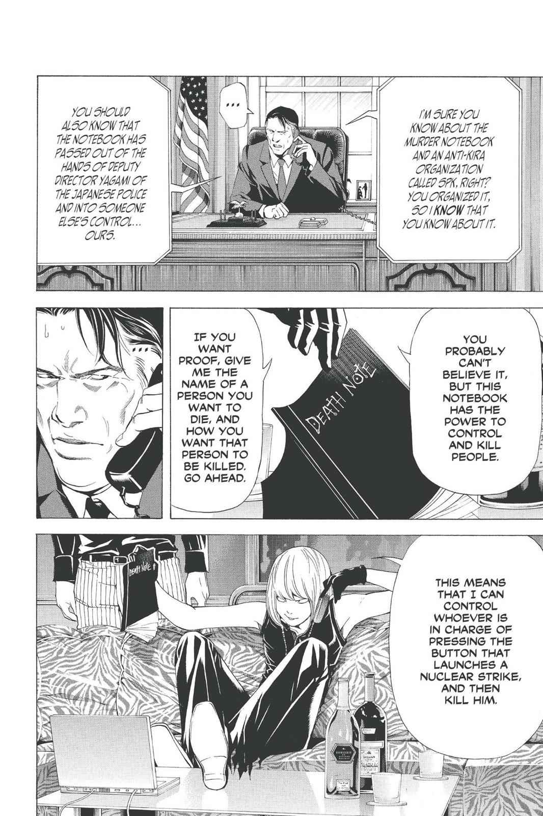 Death Note Chapter 67 Page 18