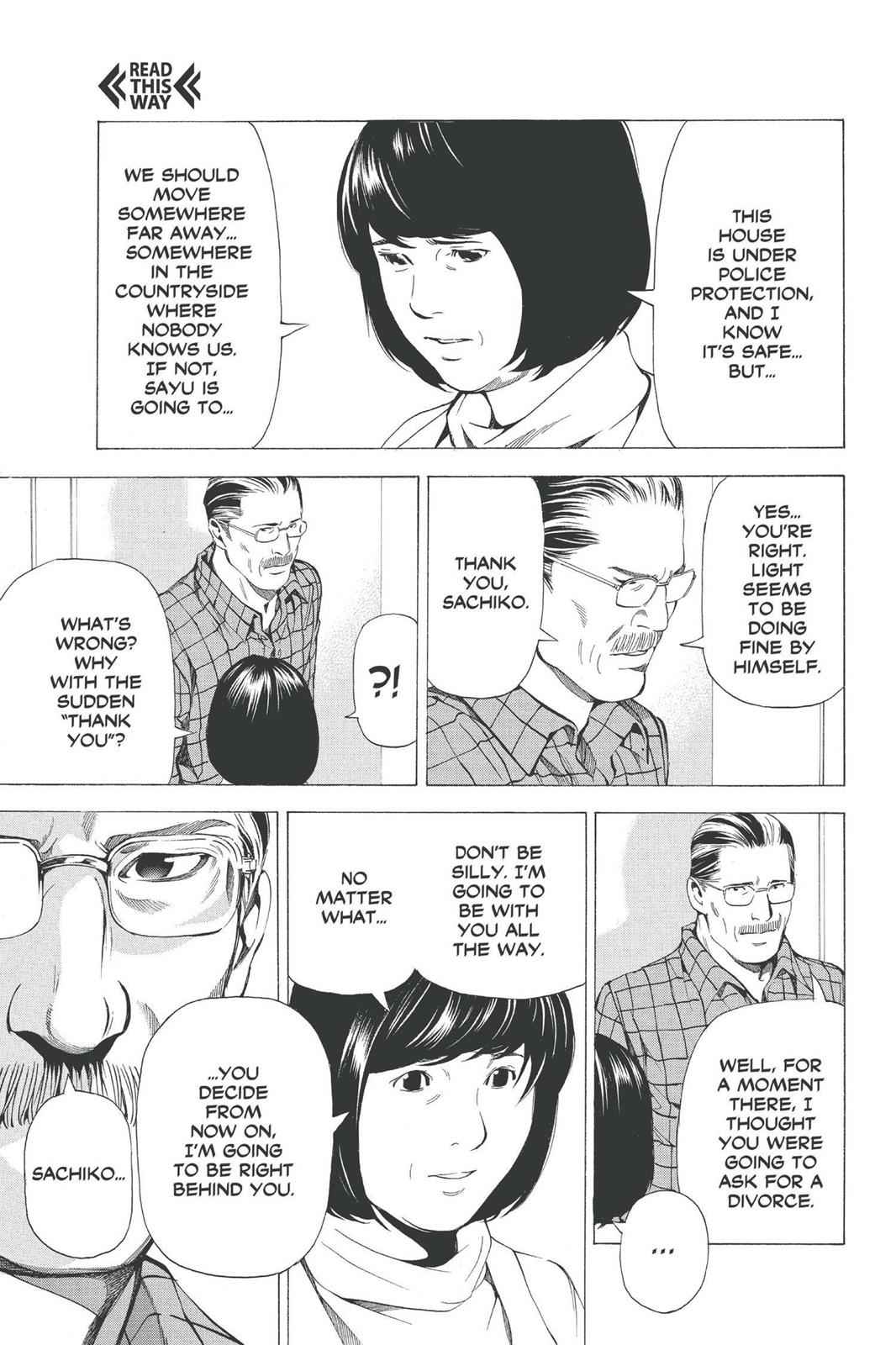 Death Note Chapter 67 Page 9