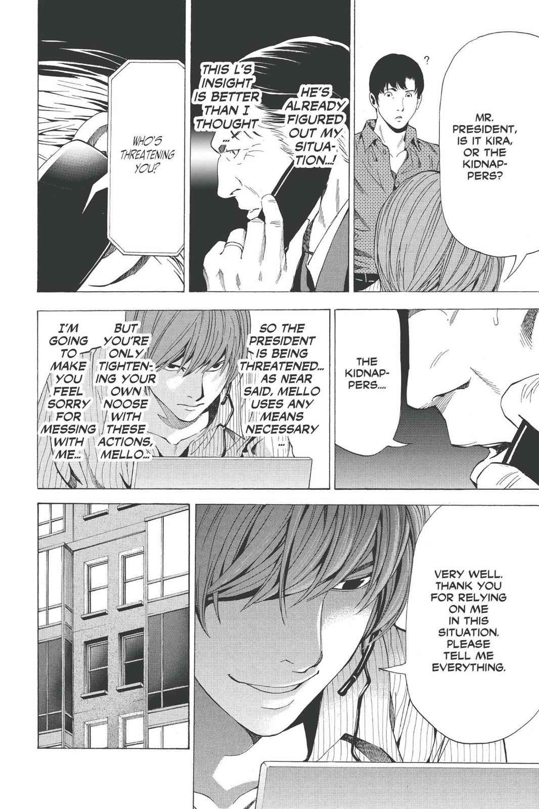 Death Note Chapter 68 Page 10
