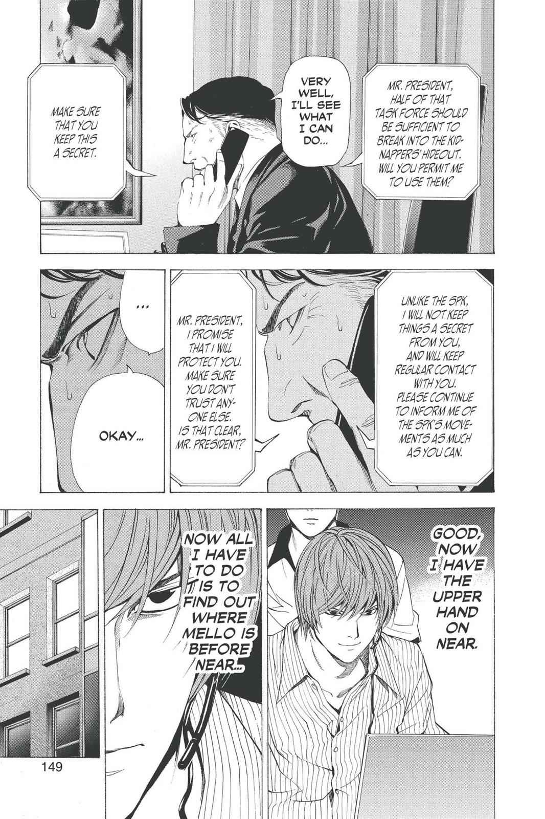 Death Note Chapter 68 Page 13