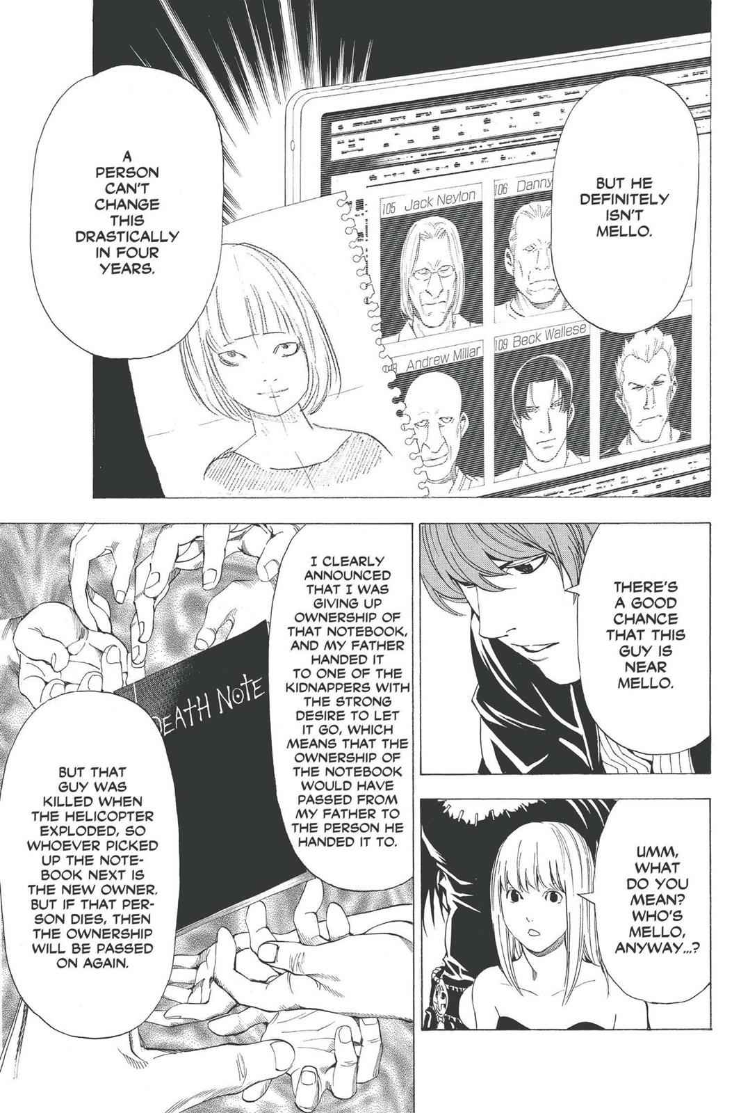 Death Note Chapter 68 Page 17