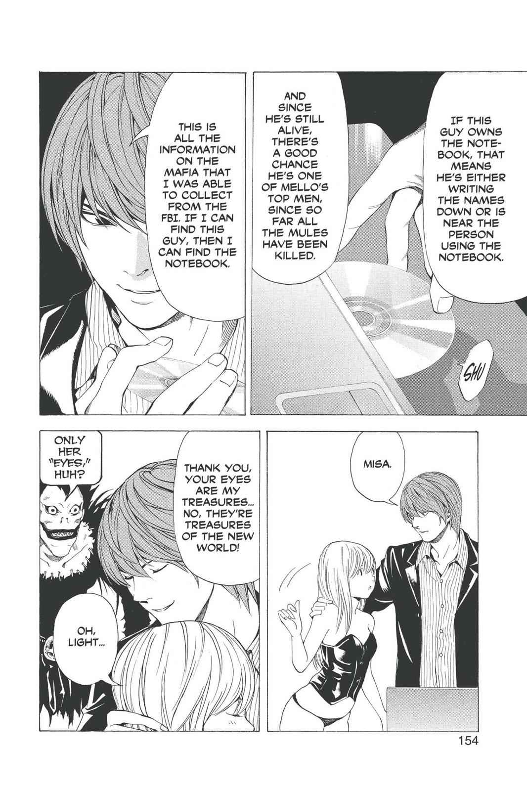 Death Note Chapter 68 Page 18