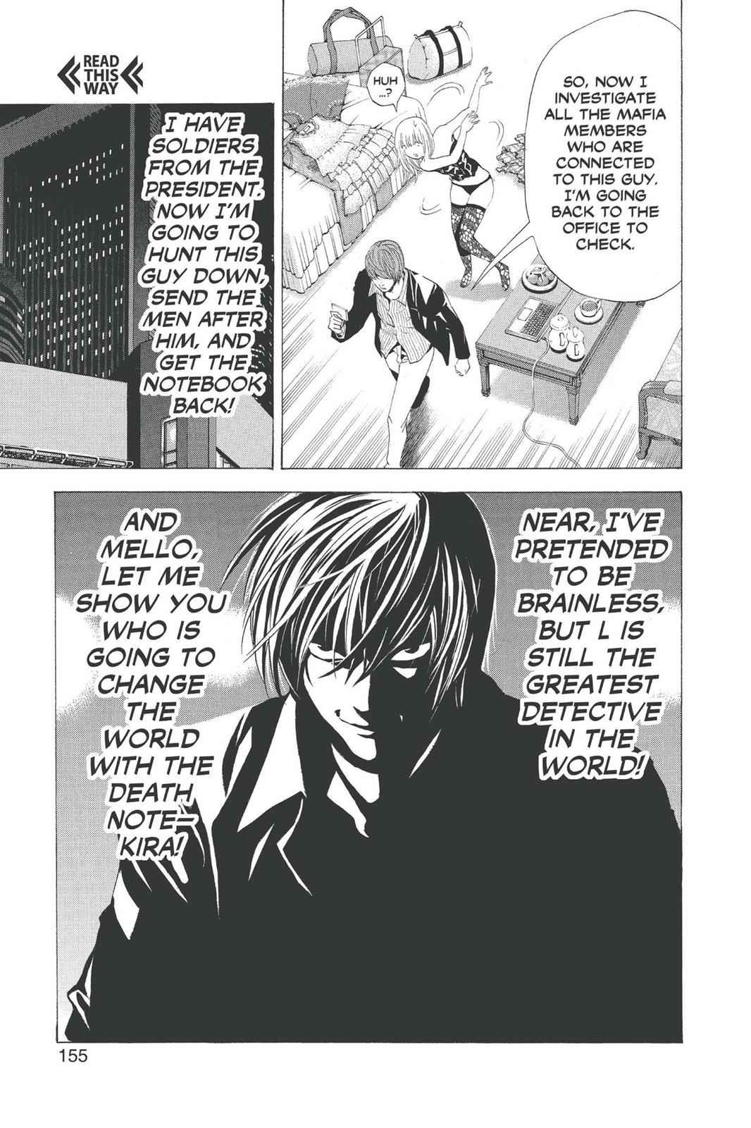 Death Note Chapter 68 Page 19