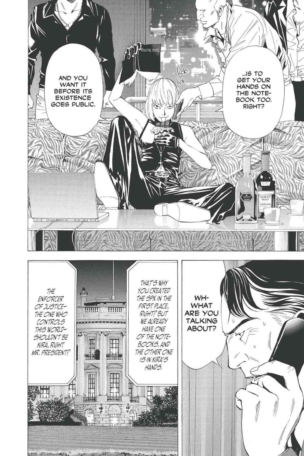Death Note Chapter 68 Page 2
