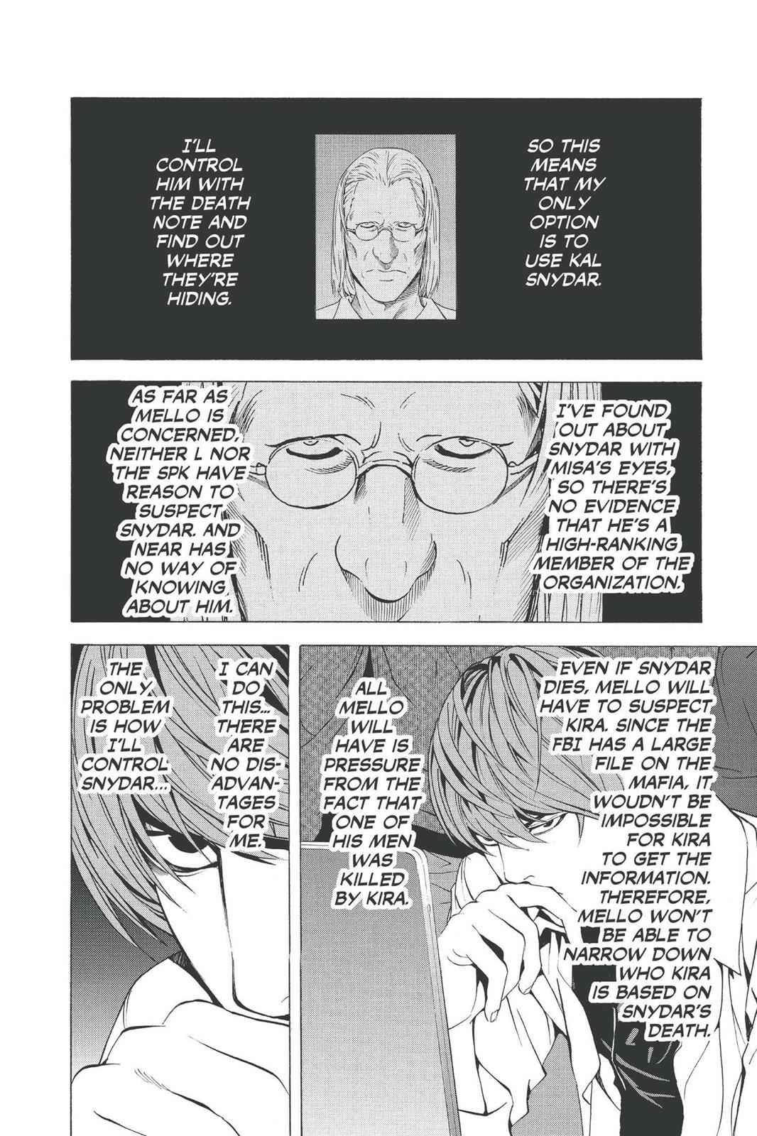 Death Note Chapter 69 Page 10