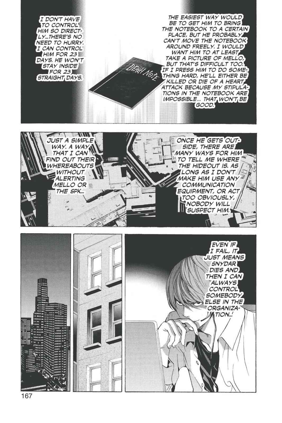 Death Note Chapter 69 Page 11